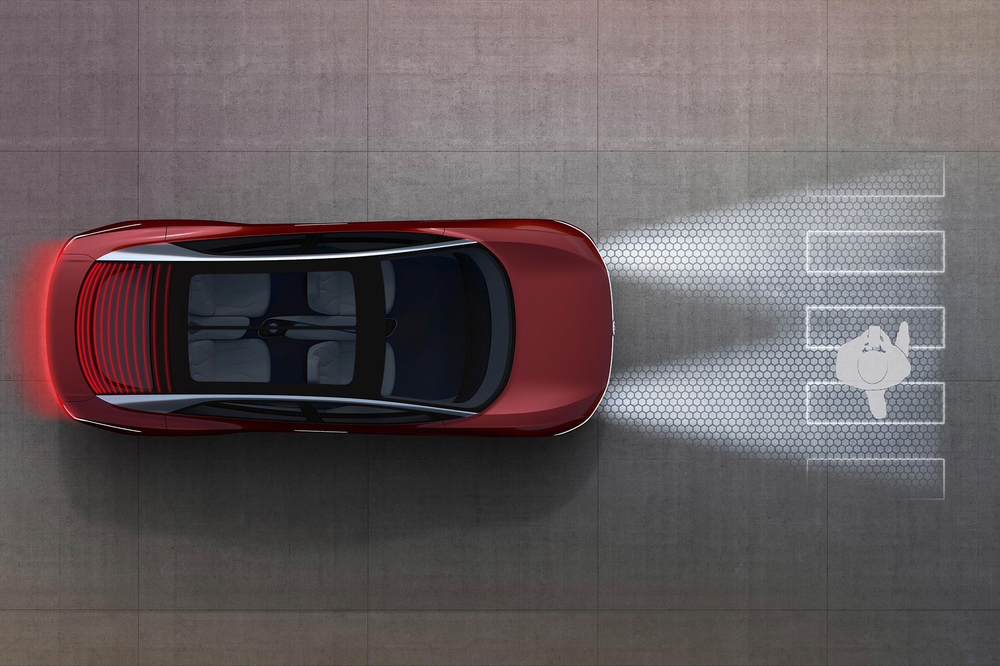 Volkswagen ID VIZZION Concept 30