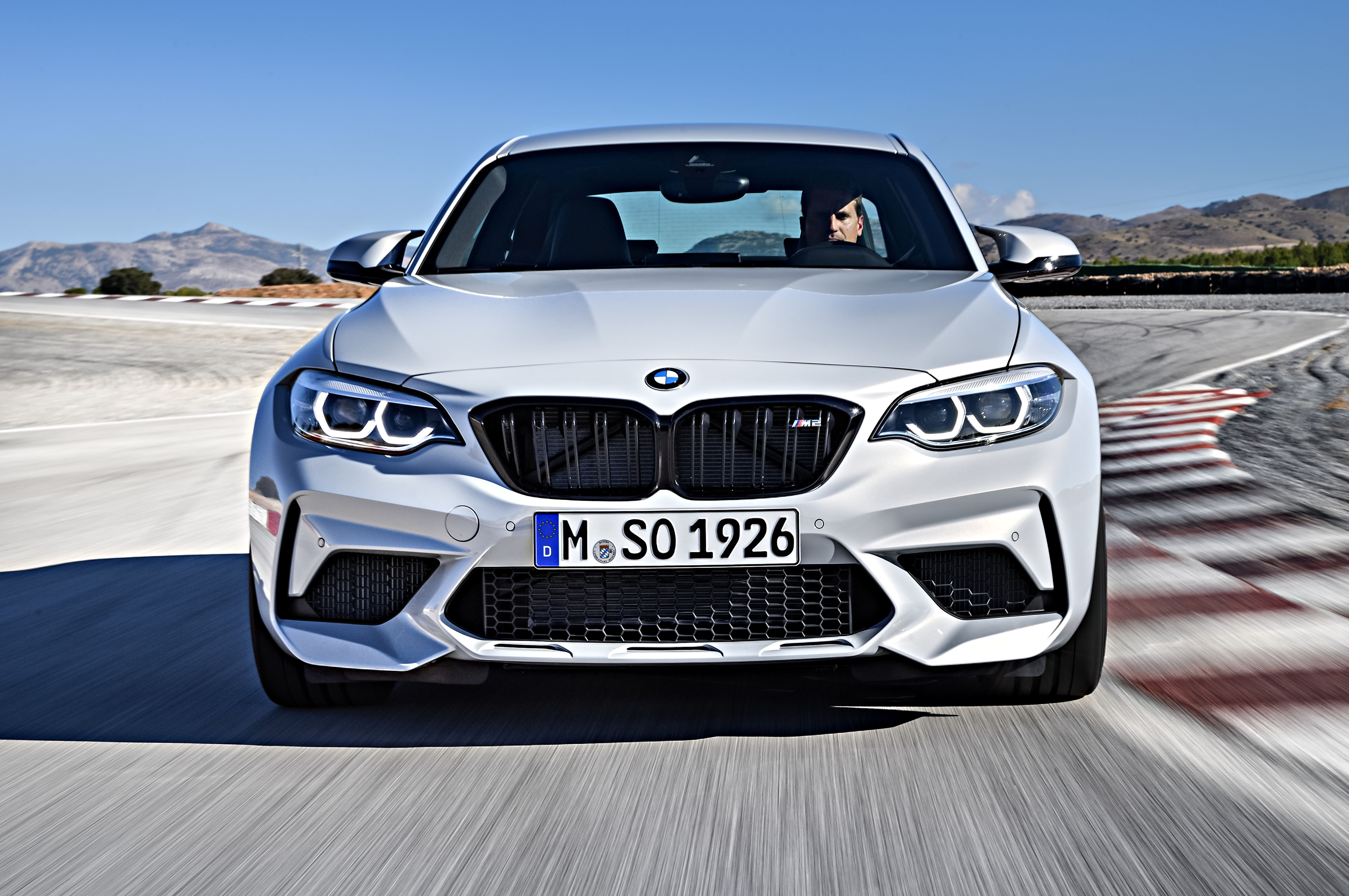 2019 BMW M2 Competition Front