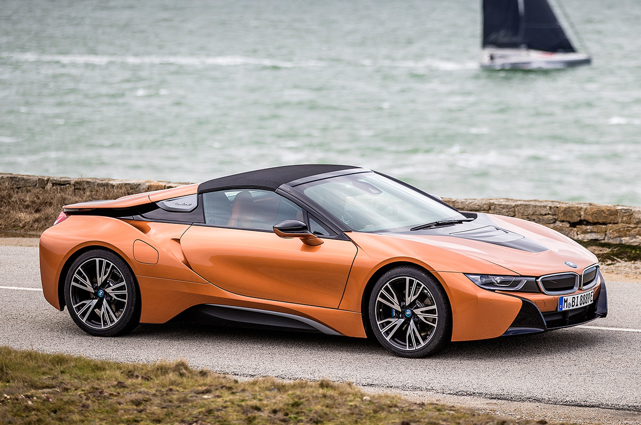 Report Bmw Developing Hybrid Supercar To Replace The I8
