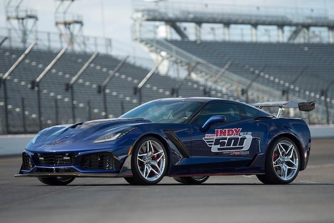 2019 Chevrolet Corvette ZR1 Indianapolis500 PaceCar 01