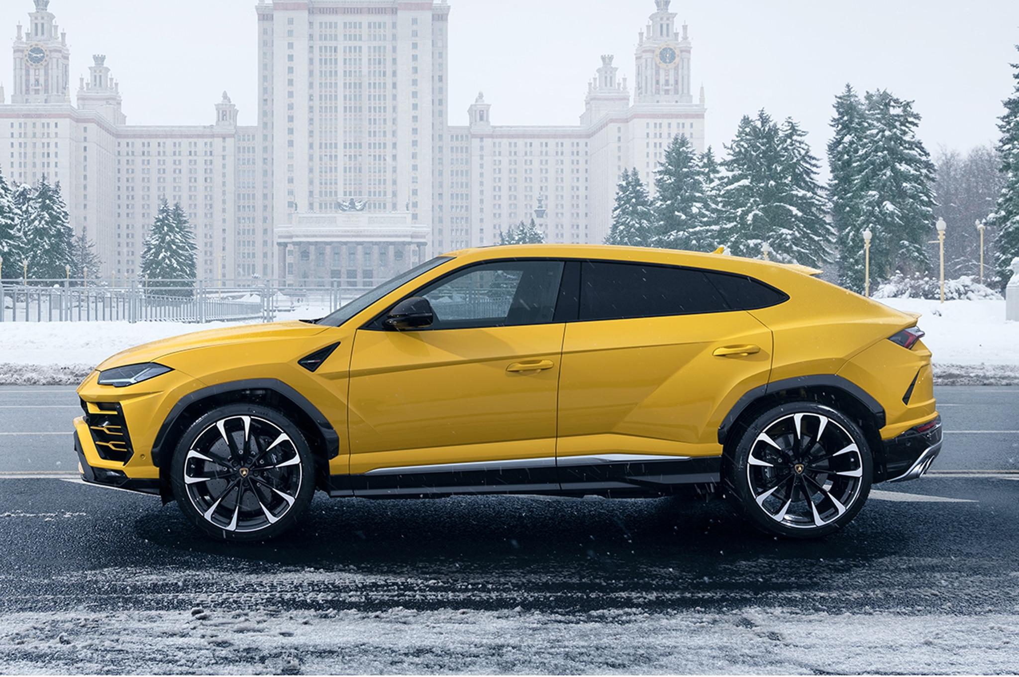 2019 New and Future Cars: Lamborghini Urus | Automobile ...