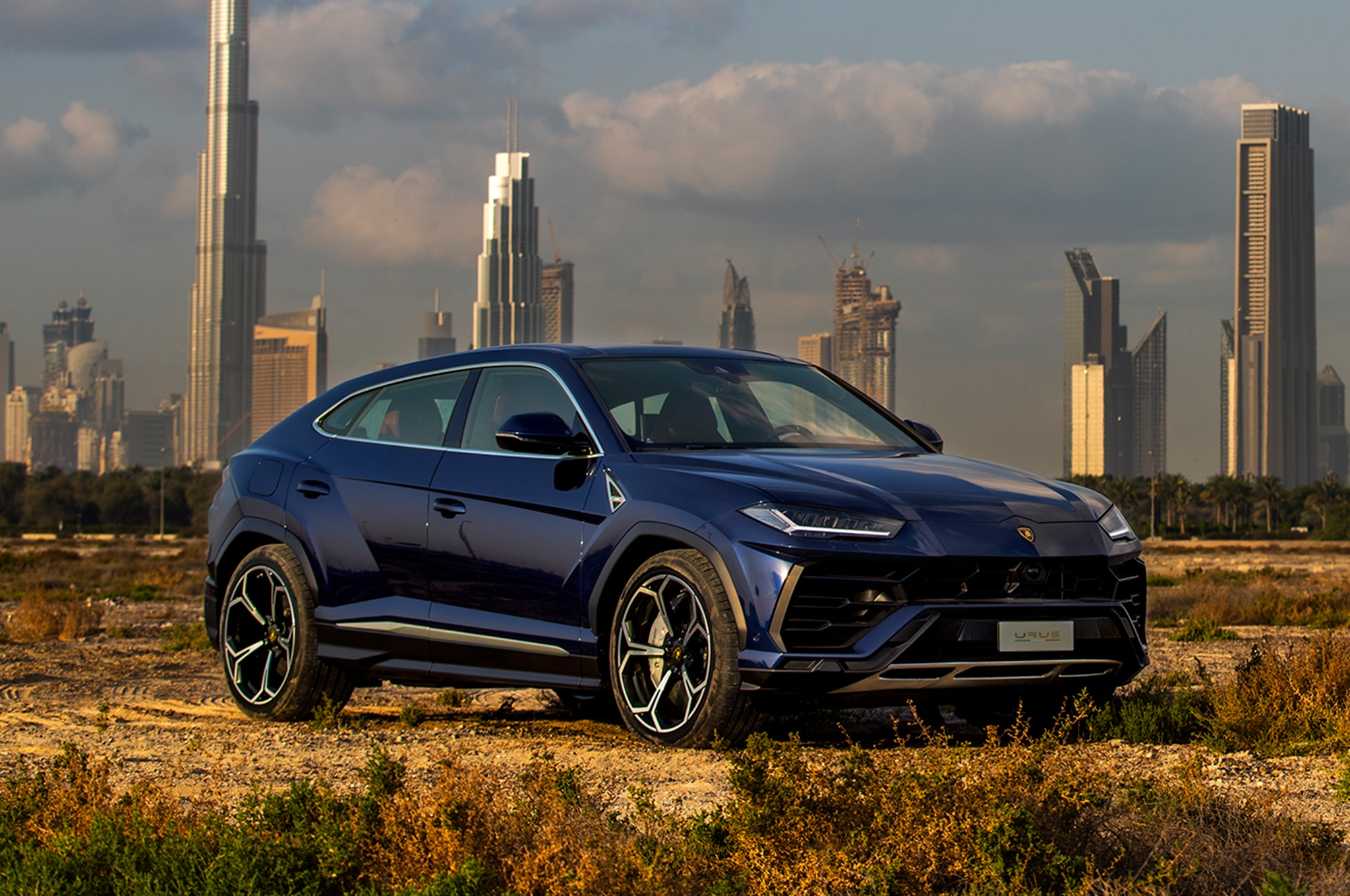 2019 Lamborghini Urus First Drive Review Automobile Magazine