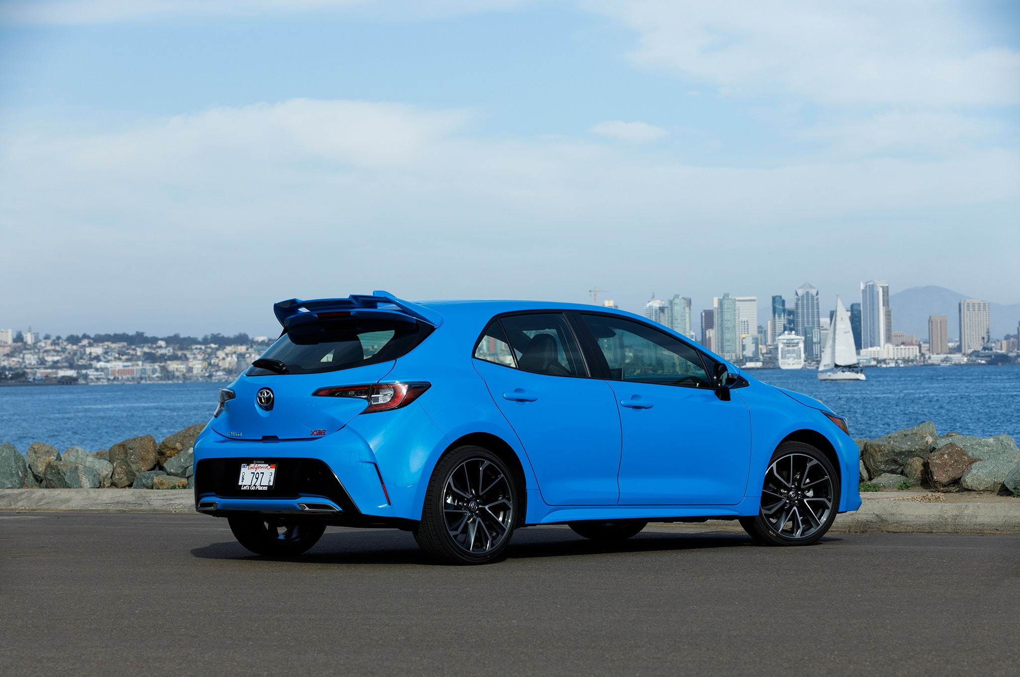 2019 Toyota Corolla Hatchback Review Actually Quite Good
