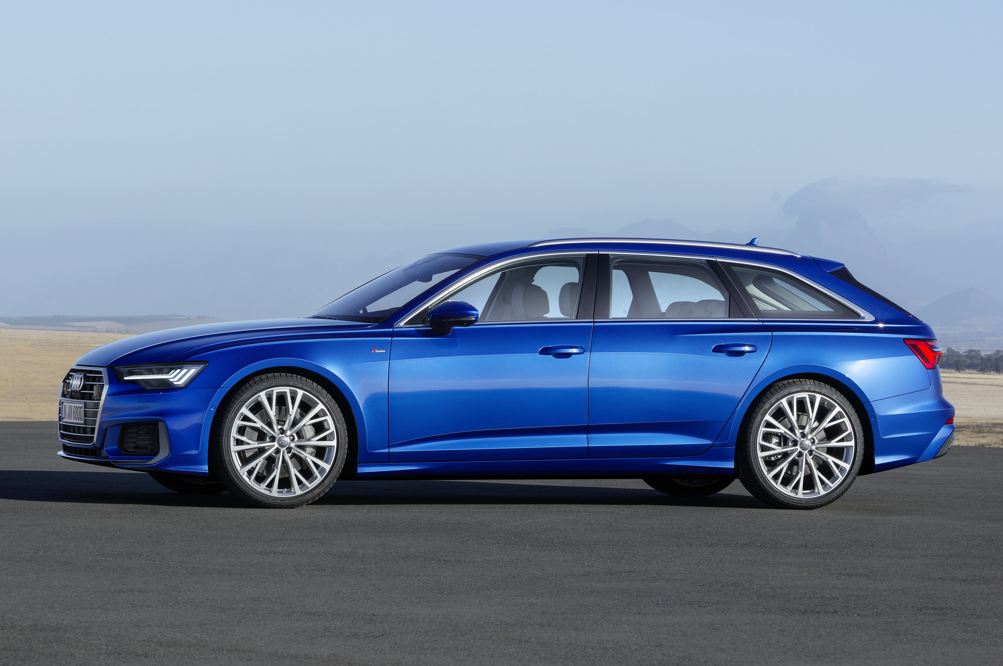 Redesigned Audi A6 Avant Premieres With No Plans To Apply For A U S