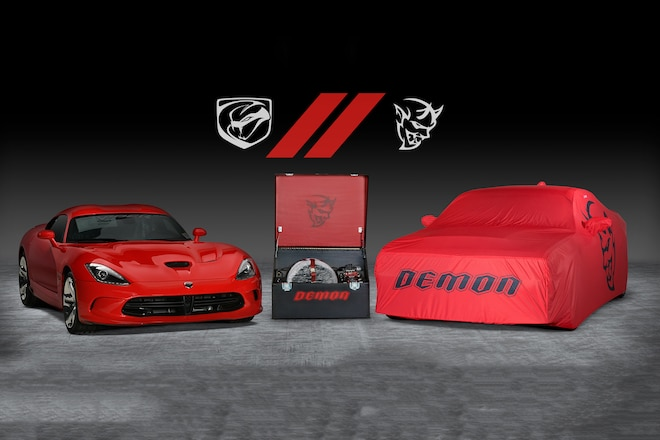 Dodge Viper Demon Auction