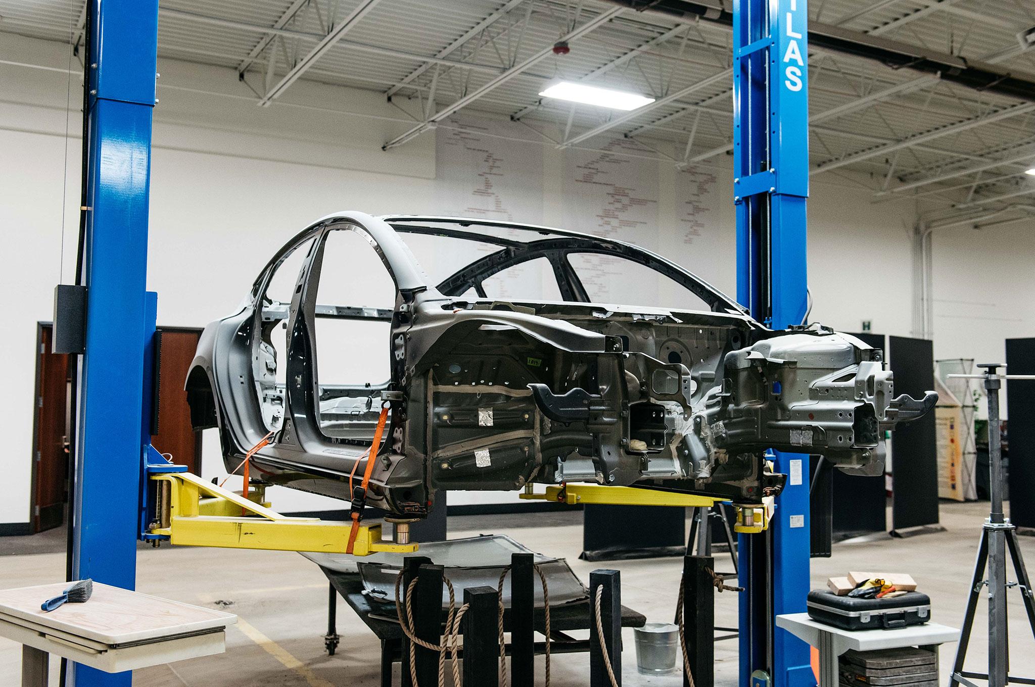 Tesla Model 3 Teardown 23