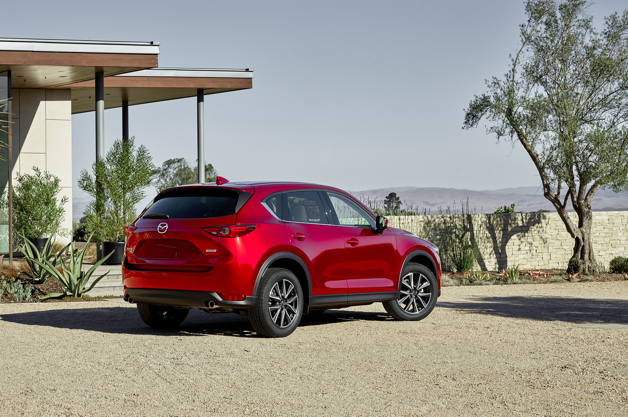 2018 Mazda Cx 5 Diesel Epa Rated Up To 28 31 Mpg Automobile Magazine