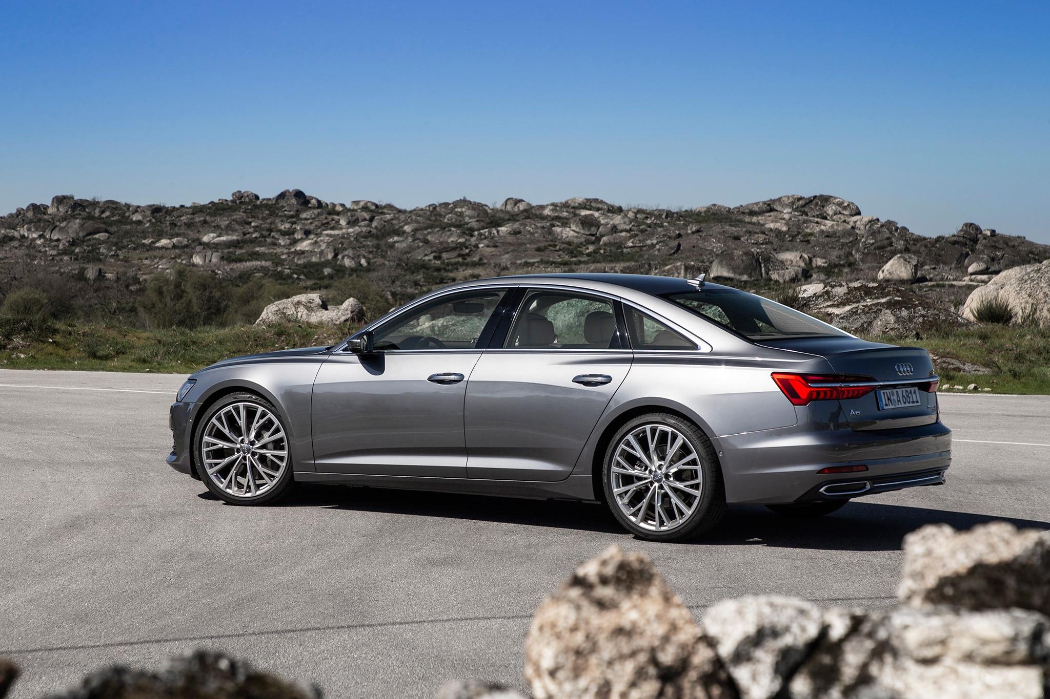 2019 Audi A6 Starts At 59 895 Automobile Magazine