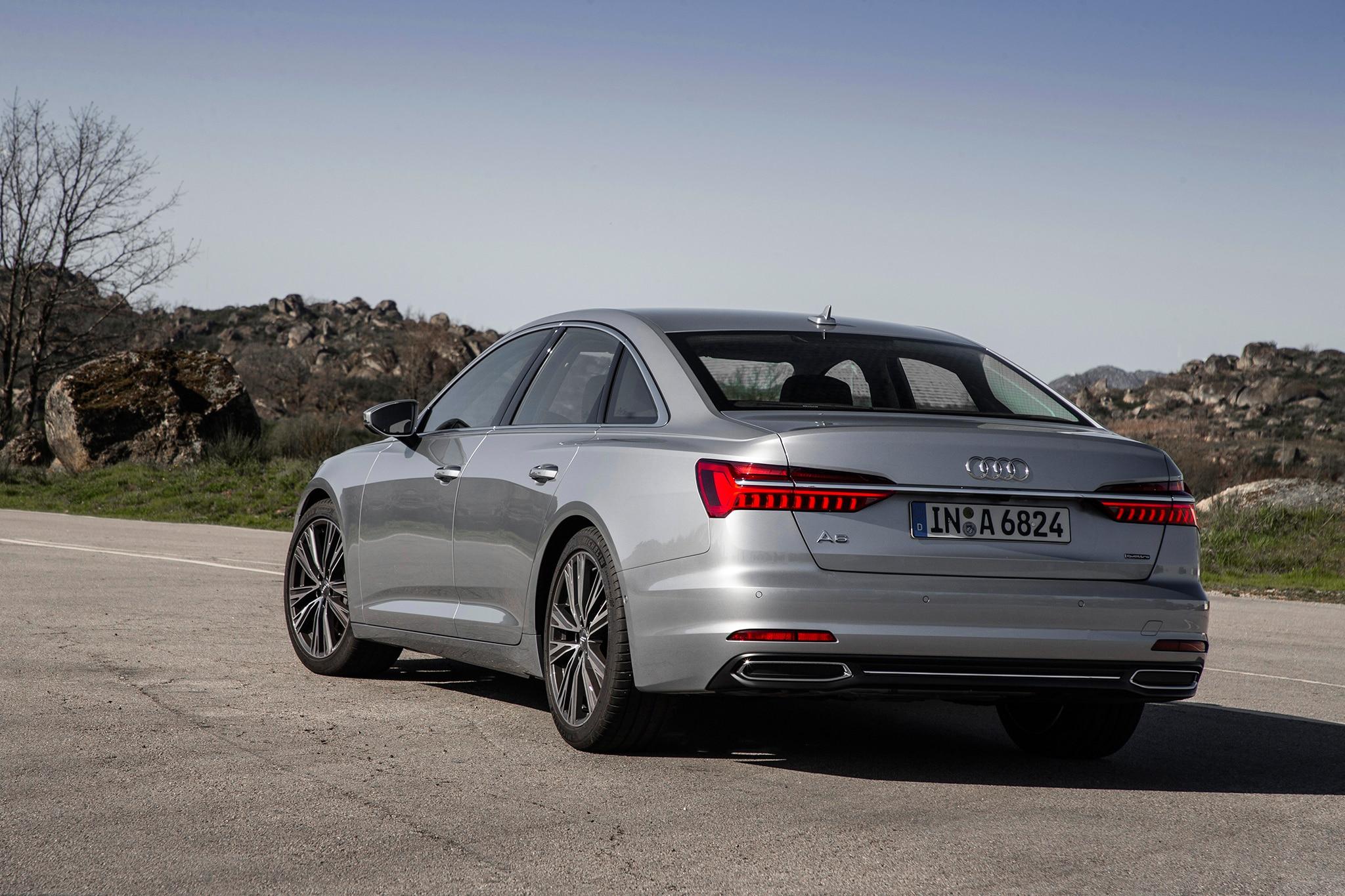 2019 Audi A6 Starts At $59,895