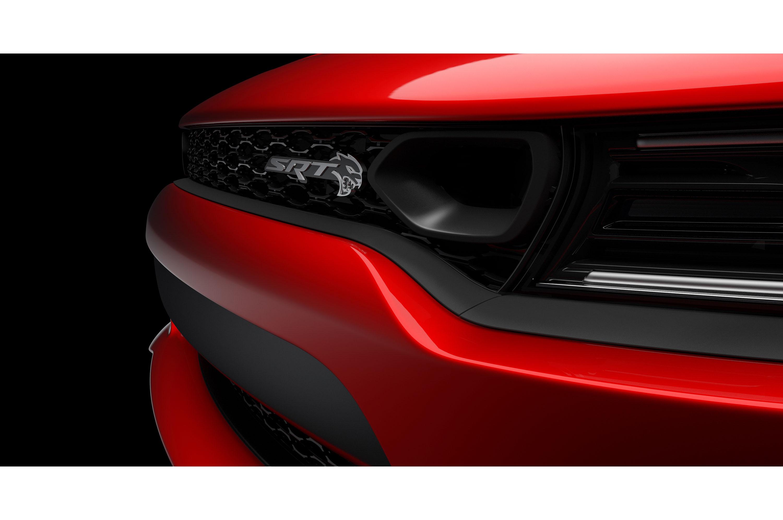 2019 Dodge Charger SRT Hellcat Grille