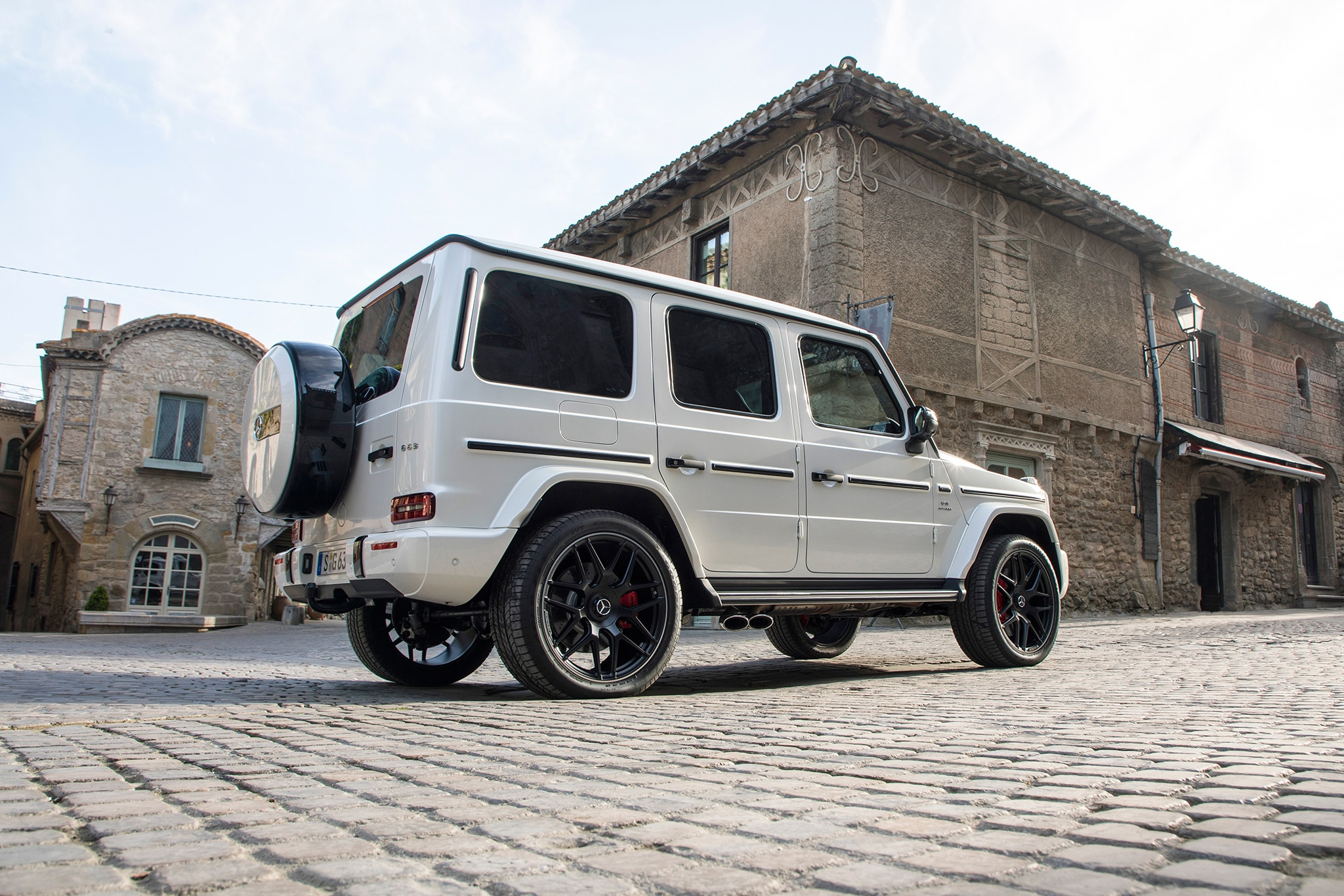 2019 Mercedes Amg G 63 First Drive Review Automobile Magazine
