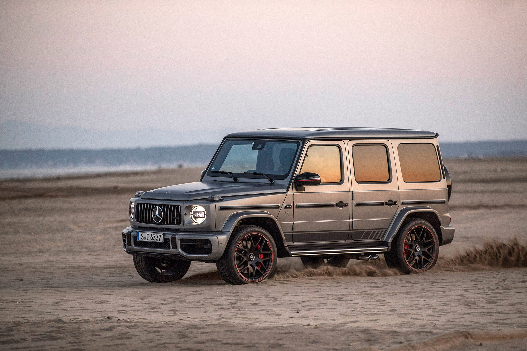 2019 mercedes amg g 63 first drive review automobile magazine. Black Bedroom Furniture Sets. Home Design Ideas