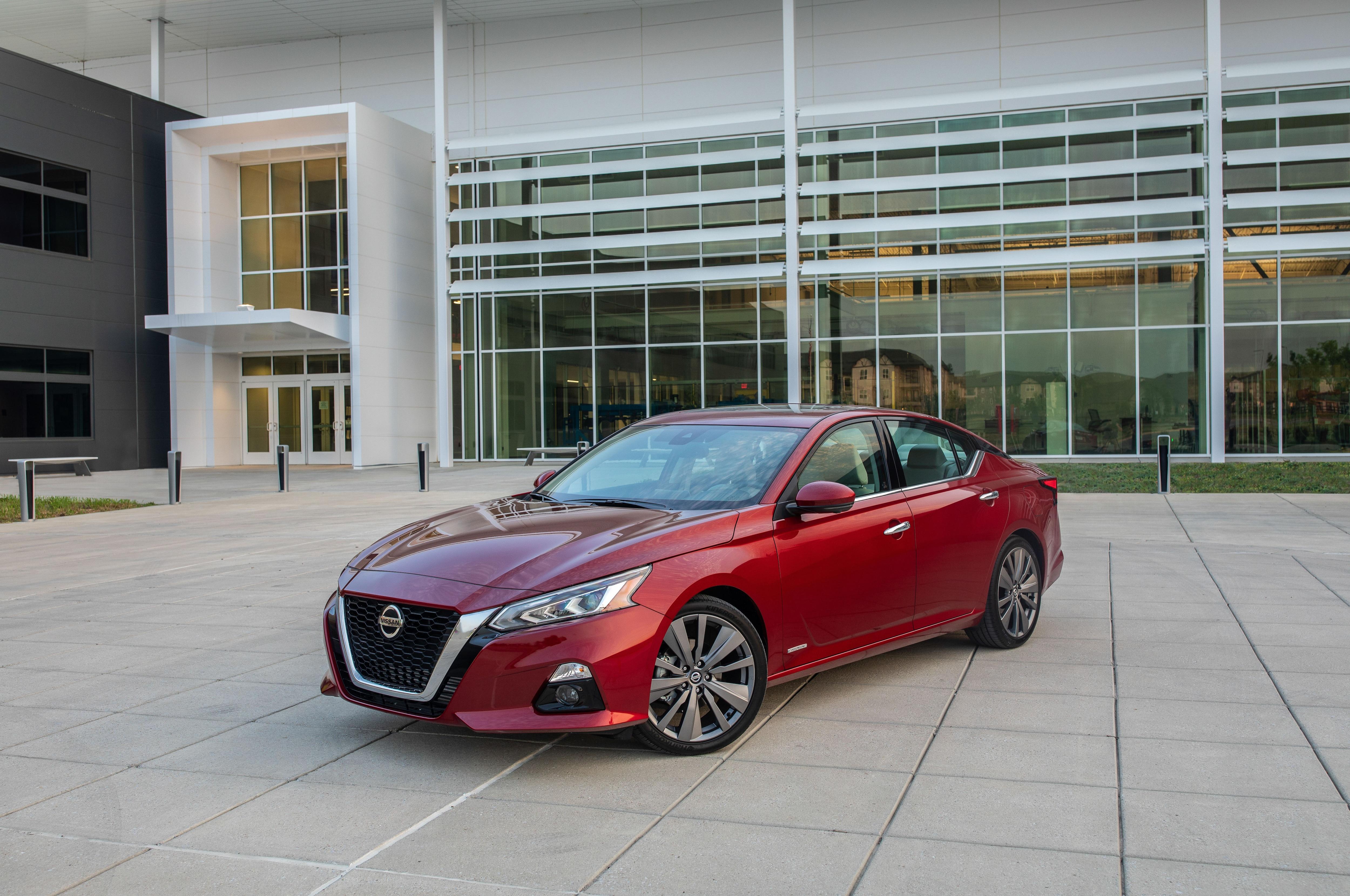 2019 Nissan Altima Prototype Drive %%sep%% %%sitename