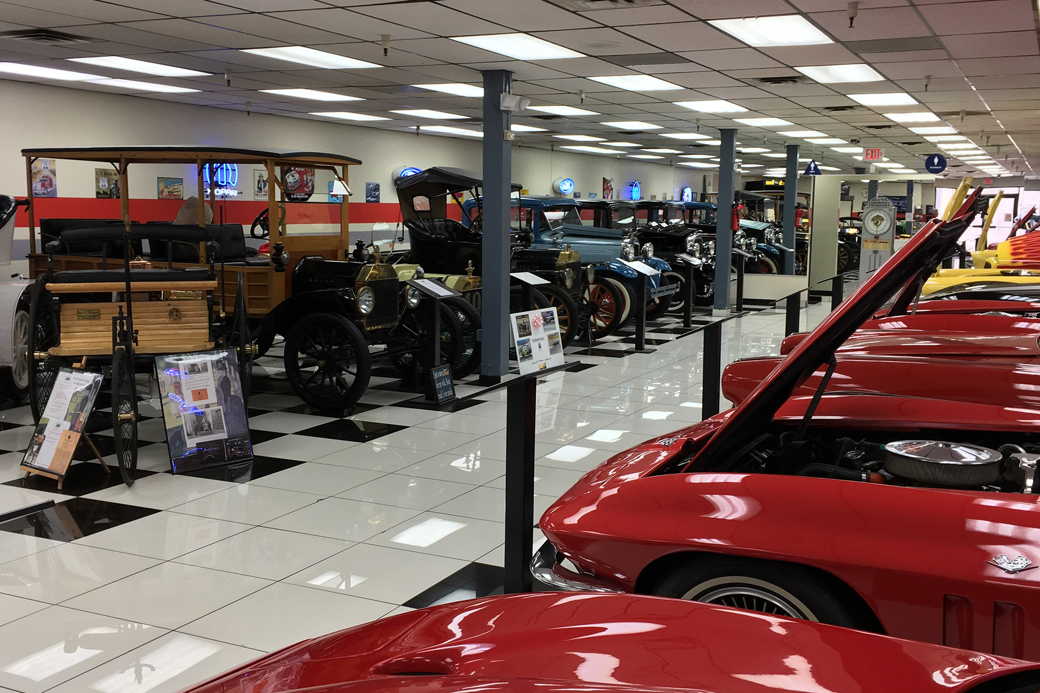 18 Cool Cars from the Martin Auto Museum