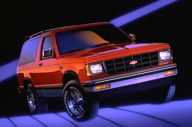 Everything You Want To Know About The Chevrolet Blazer Automobile