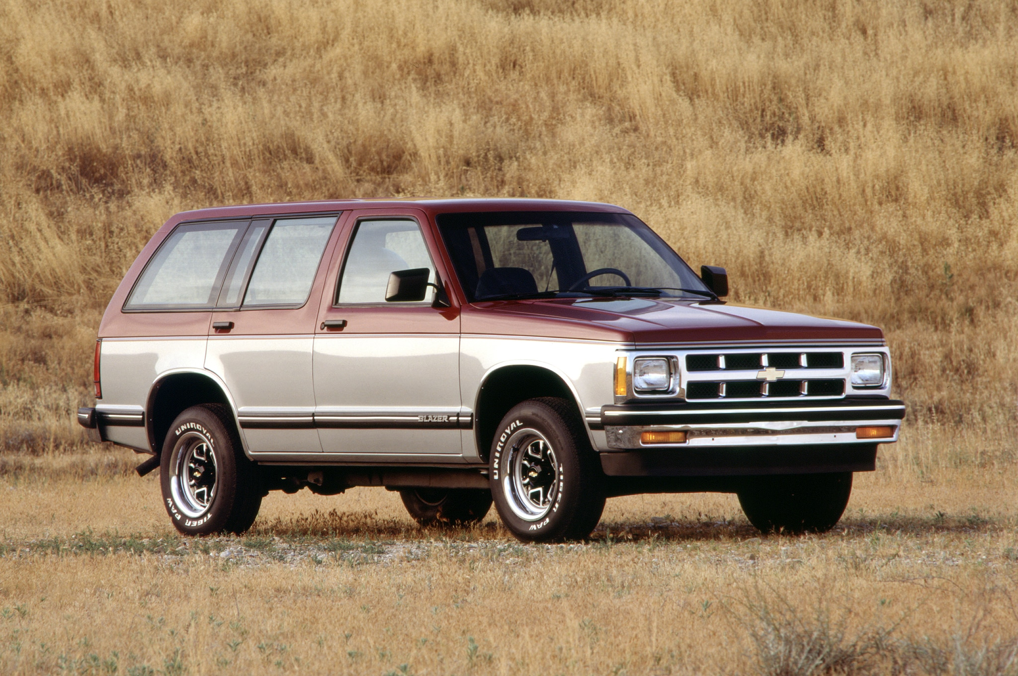 Everything You Want to Know About the Chevrolet Blazer