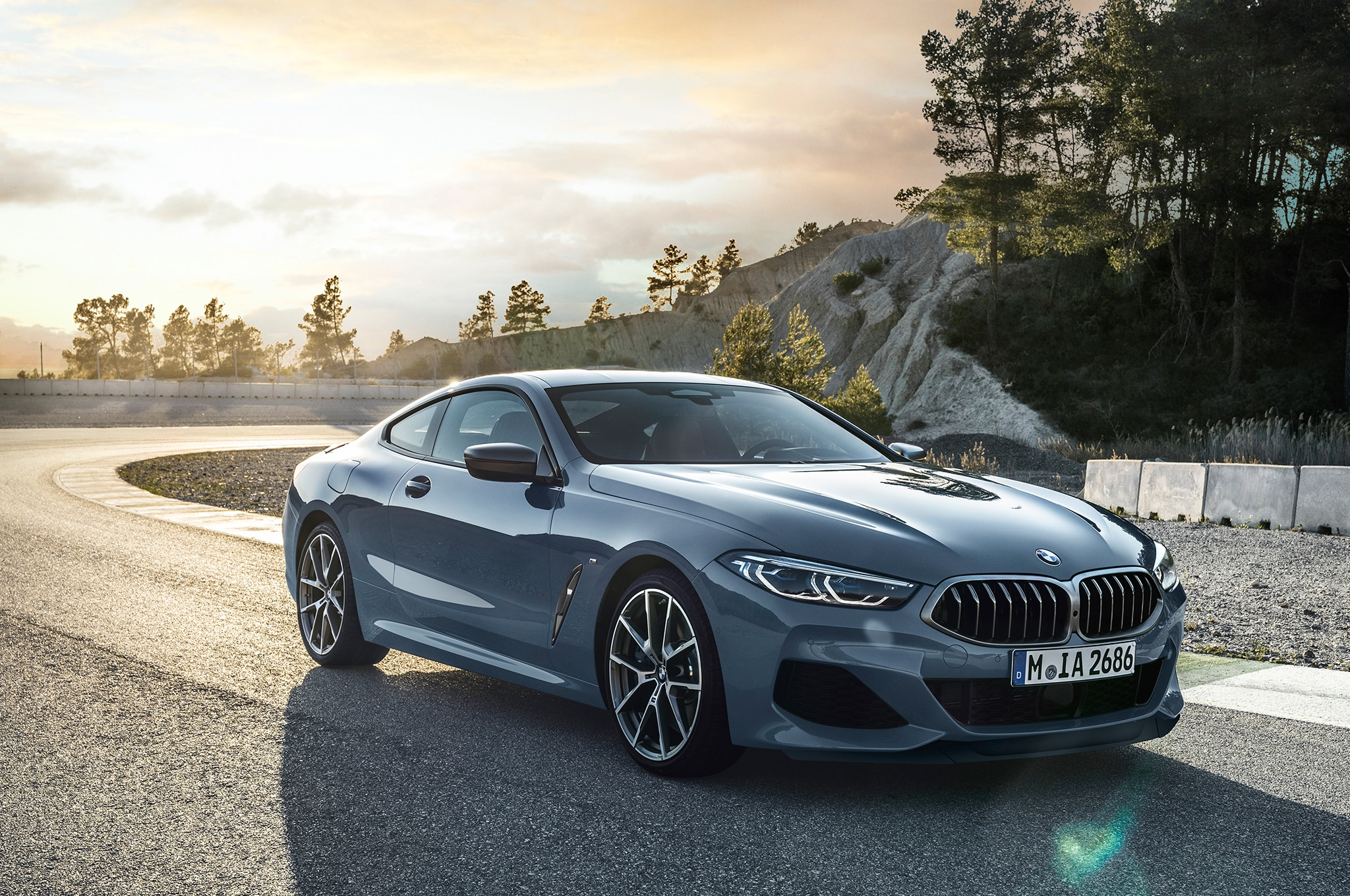 2019 Bmw M850i Xdrive Starts At 112 895 Automobile Magazine