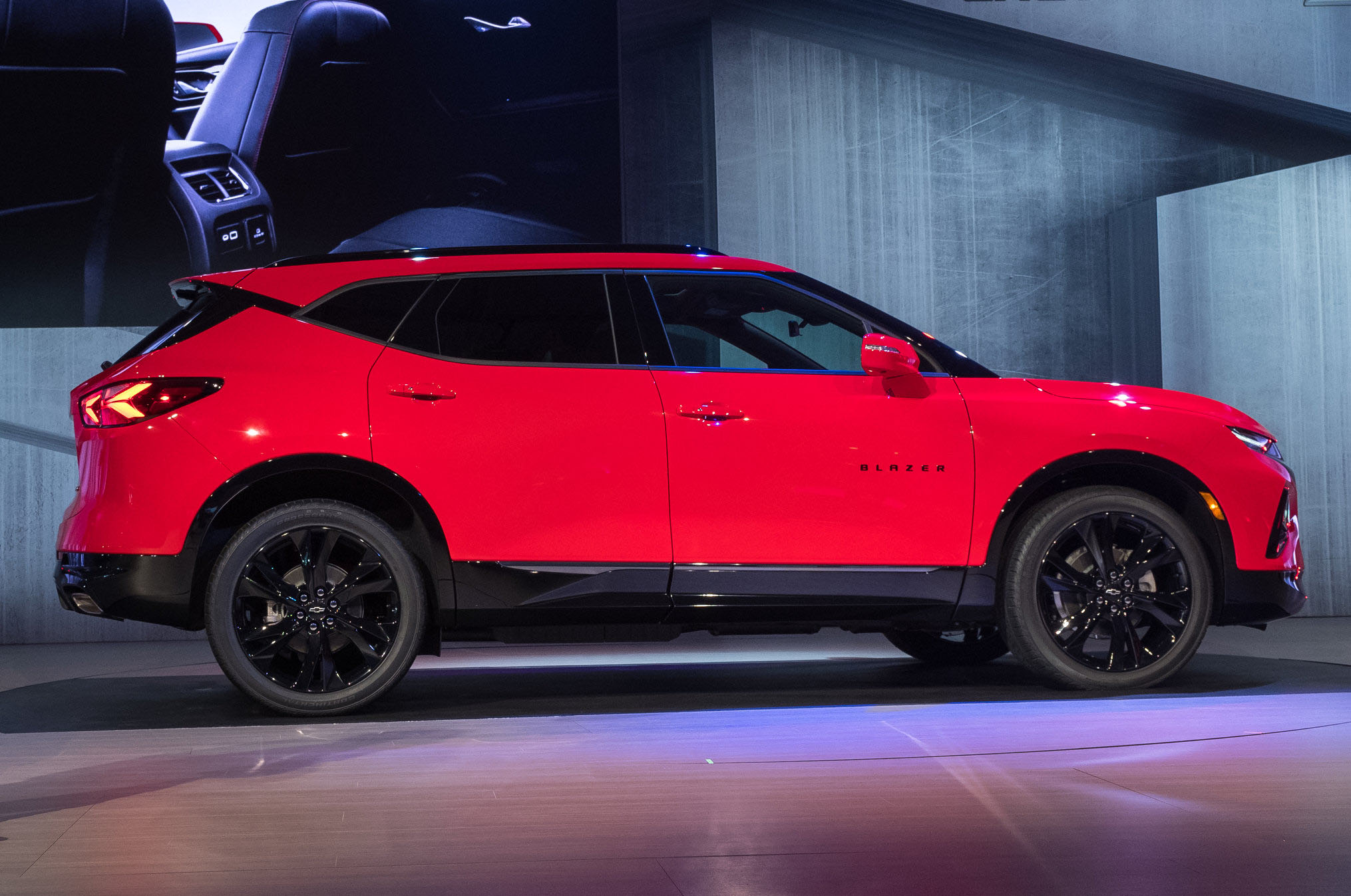2019 Chevrolet Blazer Priced From 29 995 Automobile