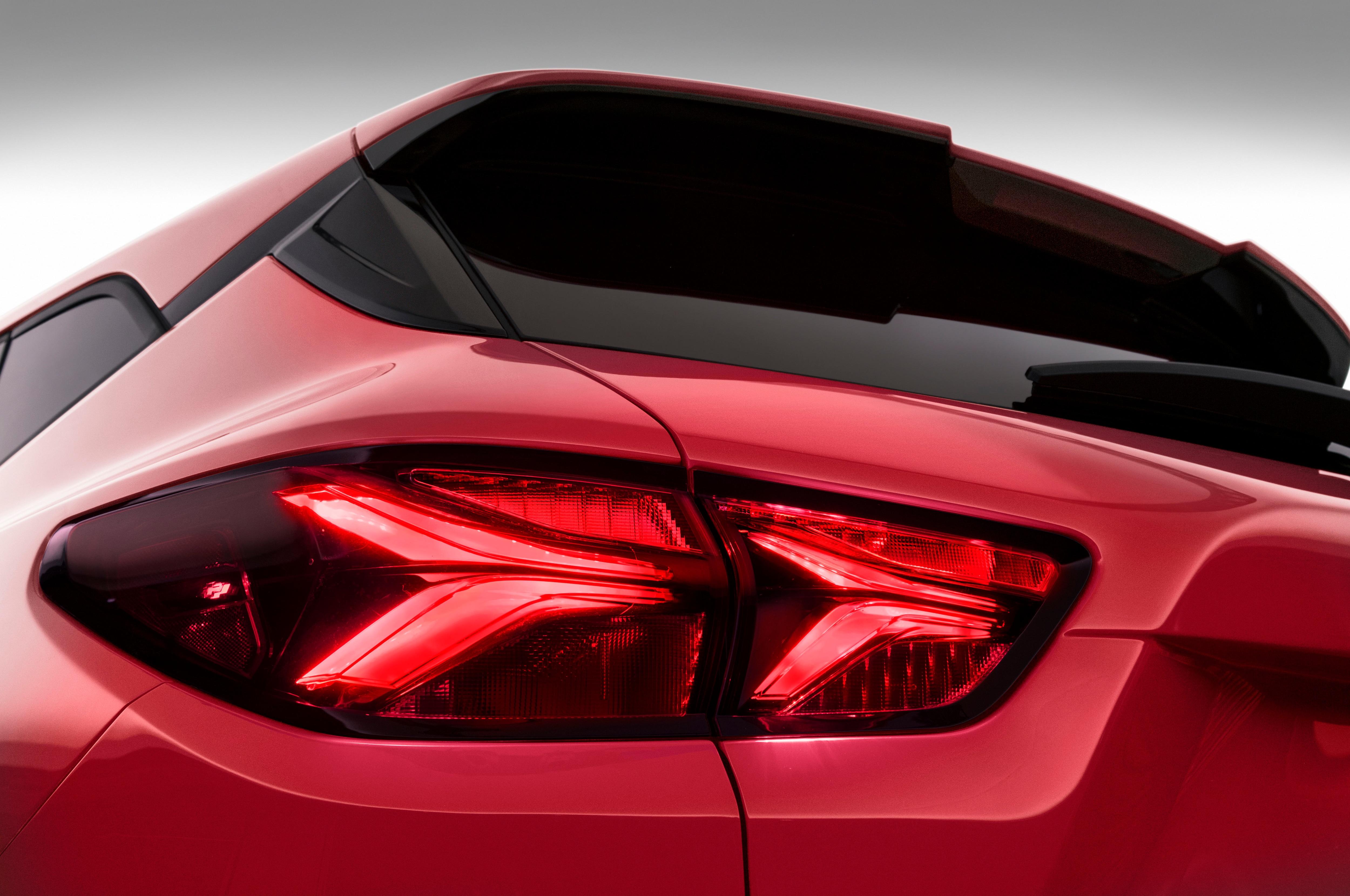 2019 Chevrolet Blazer Priced From 29995 Automobile Magazine