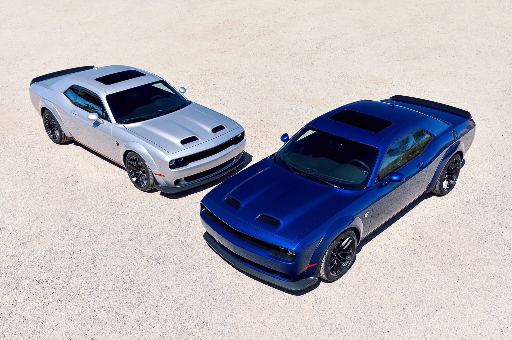 2019 Dodge Challenger Hellcat >> 2019 Dodge Challenger SRT Hellcat Redeye Serves Up 797 Horsepower for $72,745 | Automobile Magazine
