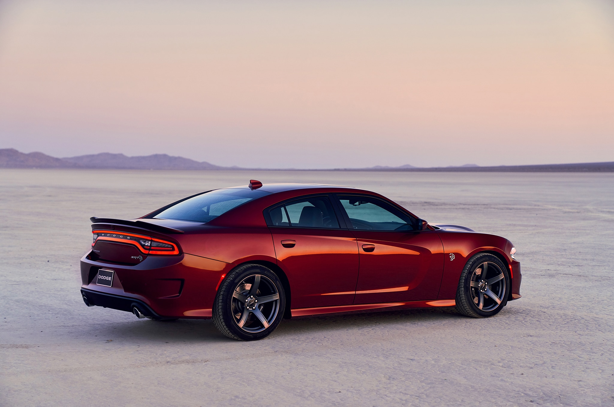2019 Dodge Charger Sports New Grille and More Flair
