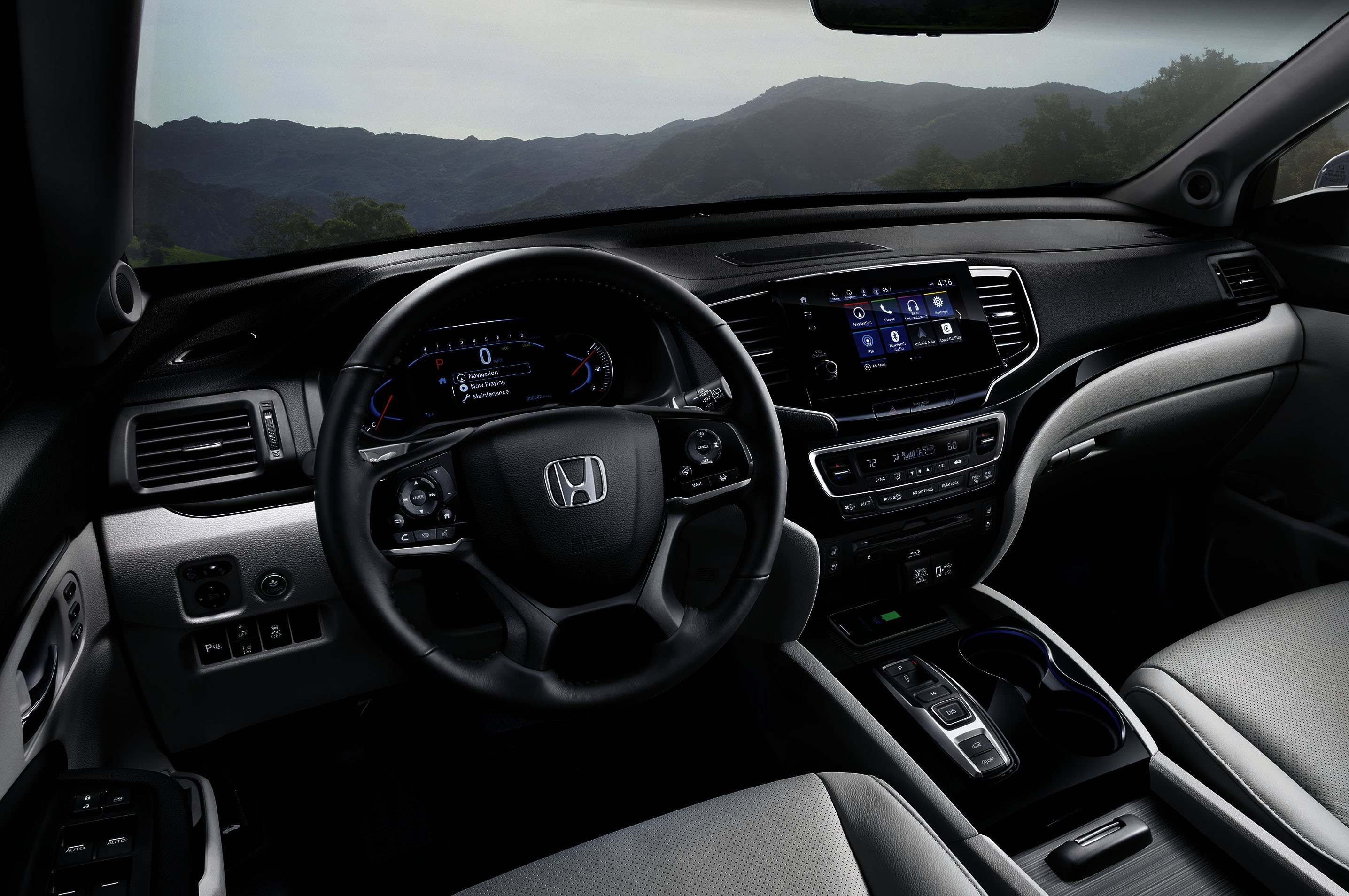 2019 Honda Pilot Priced From 32 445 Automobile Magazine