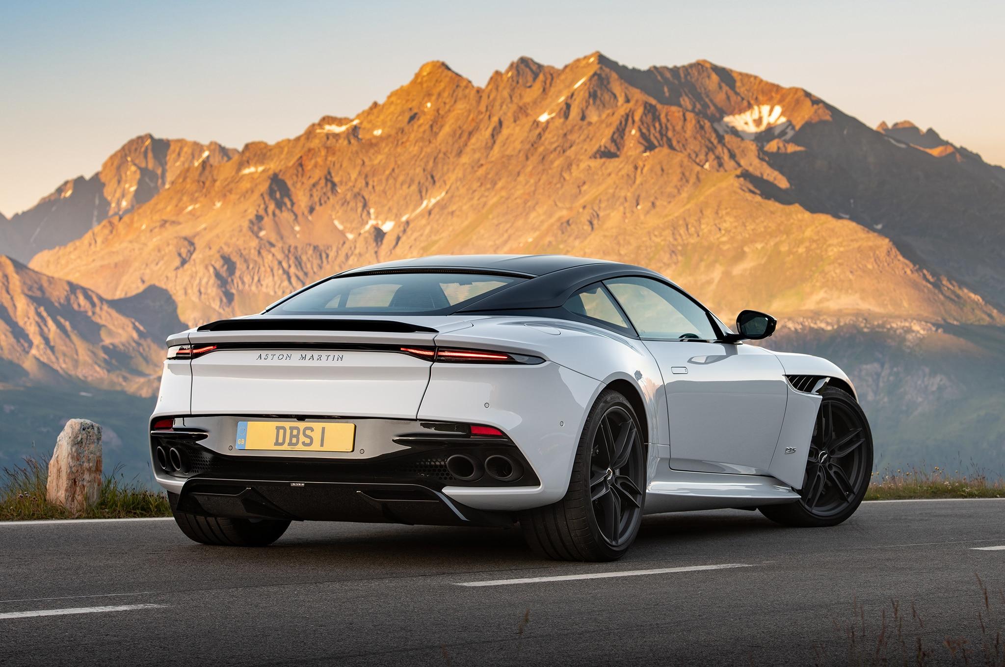 Aston Martin Dbs Superleggera Will Add Volante Amr Variants
