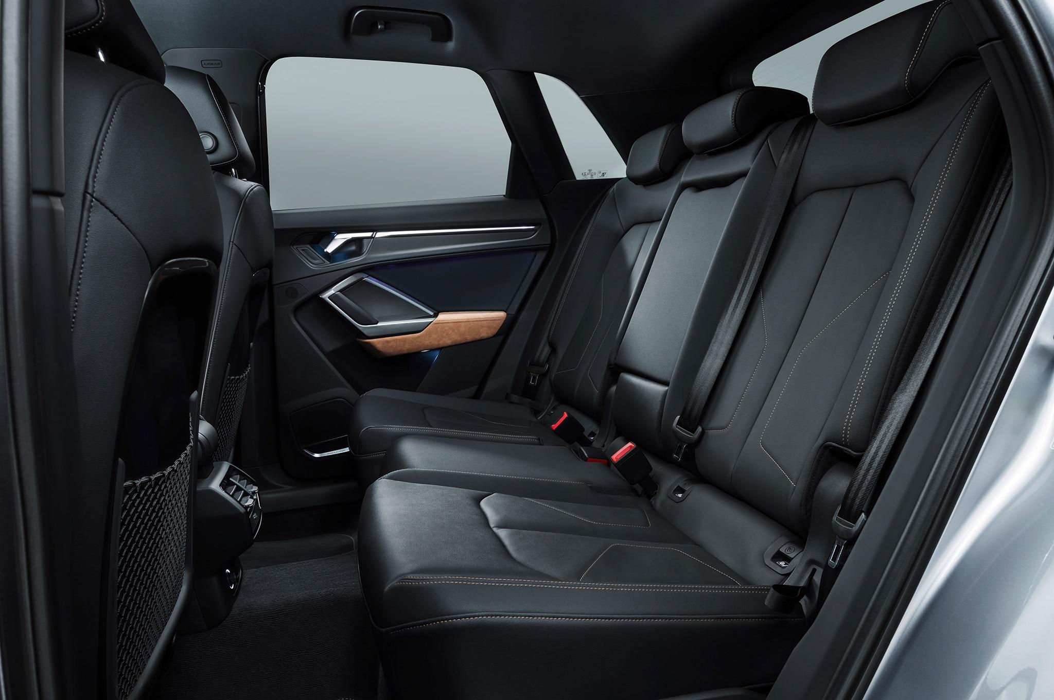 2019 Audi Q3 Rear Interior Seats