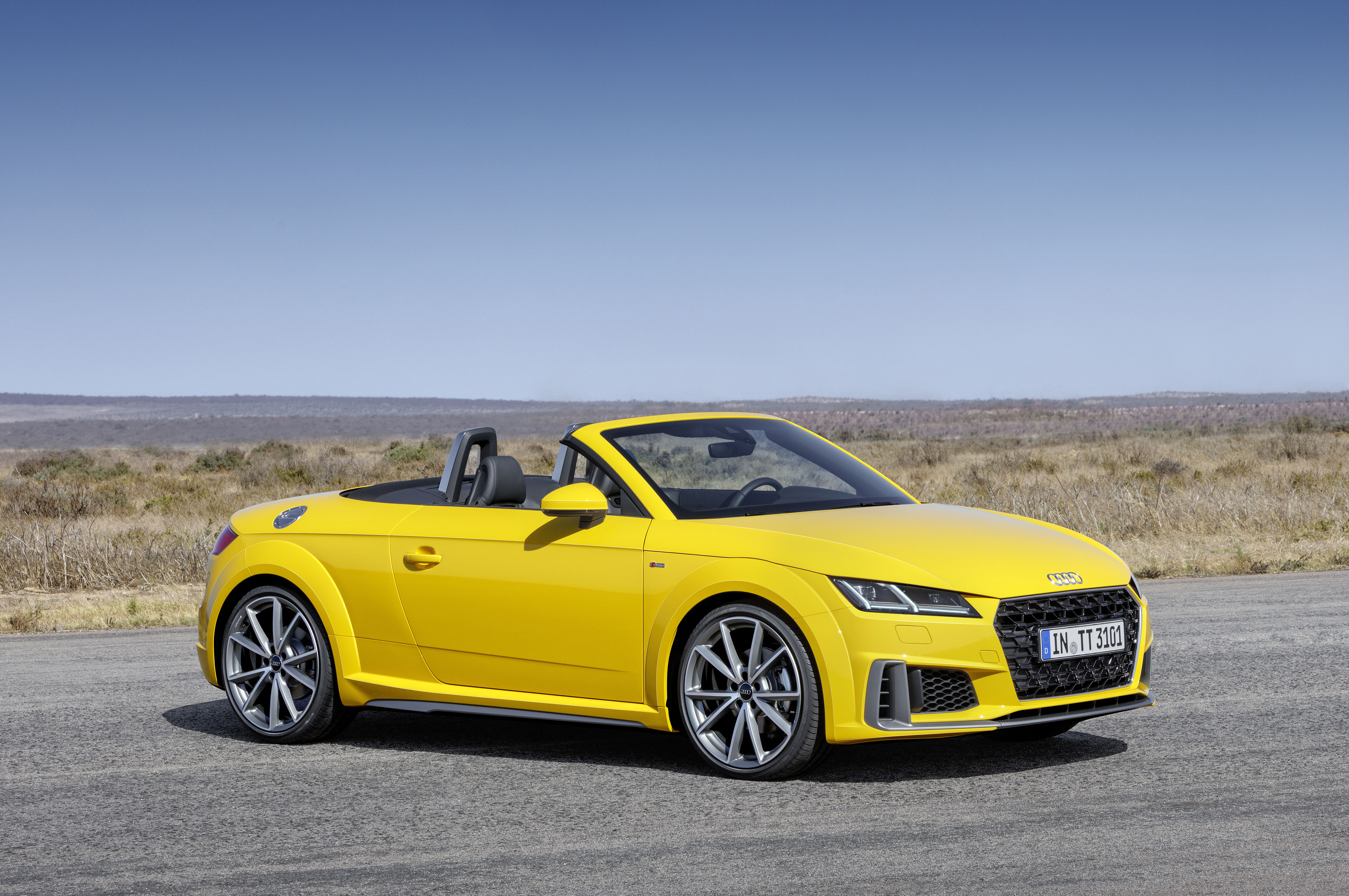 2019 Audi TT and Roadster Get Tweaked | Automobile Magazine