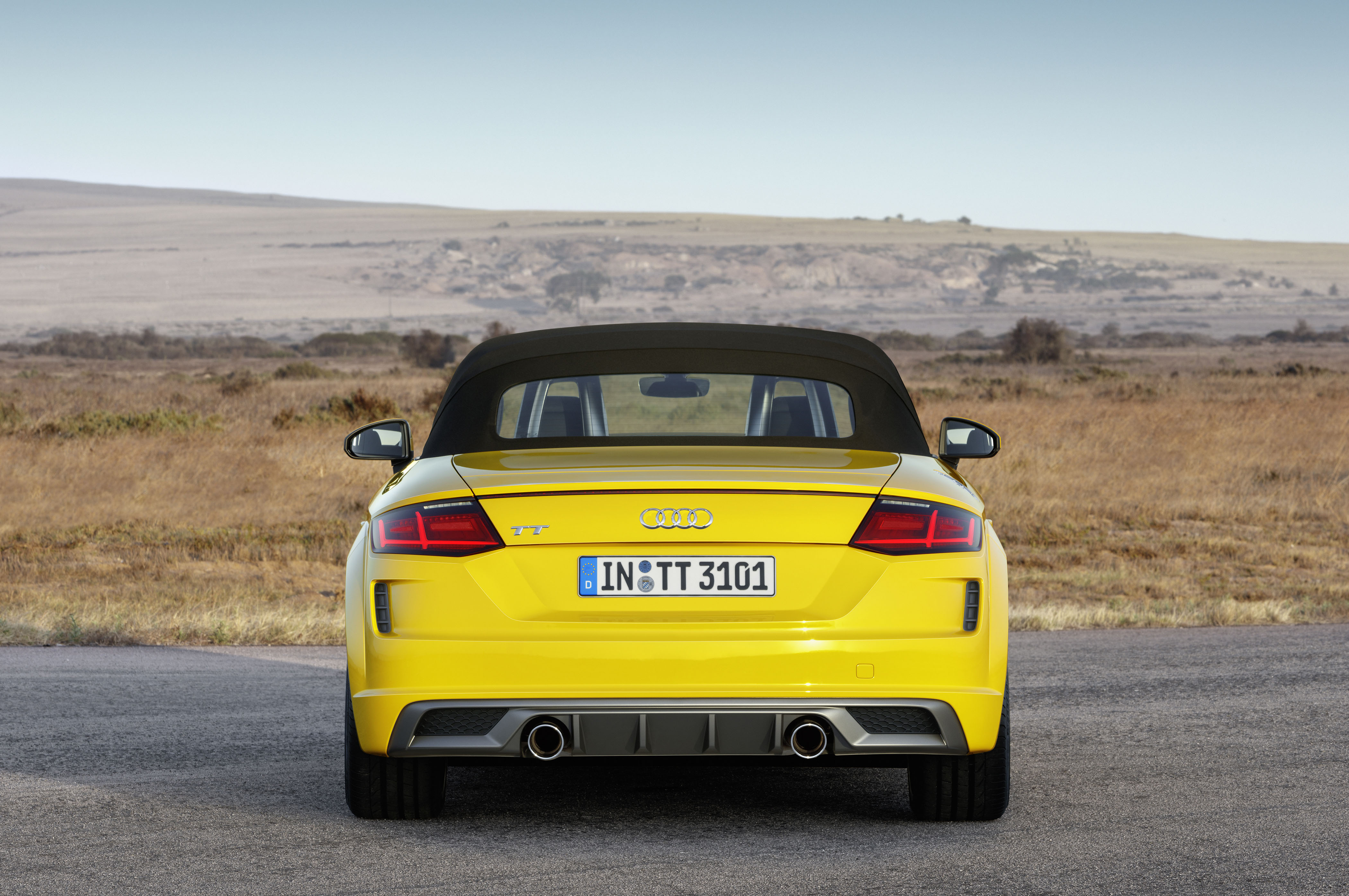 Audi TT And Roadster Get Tweaked Automobile Magazine - Audi tt roadster