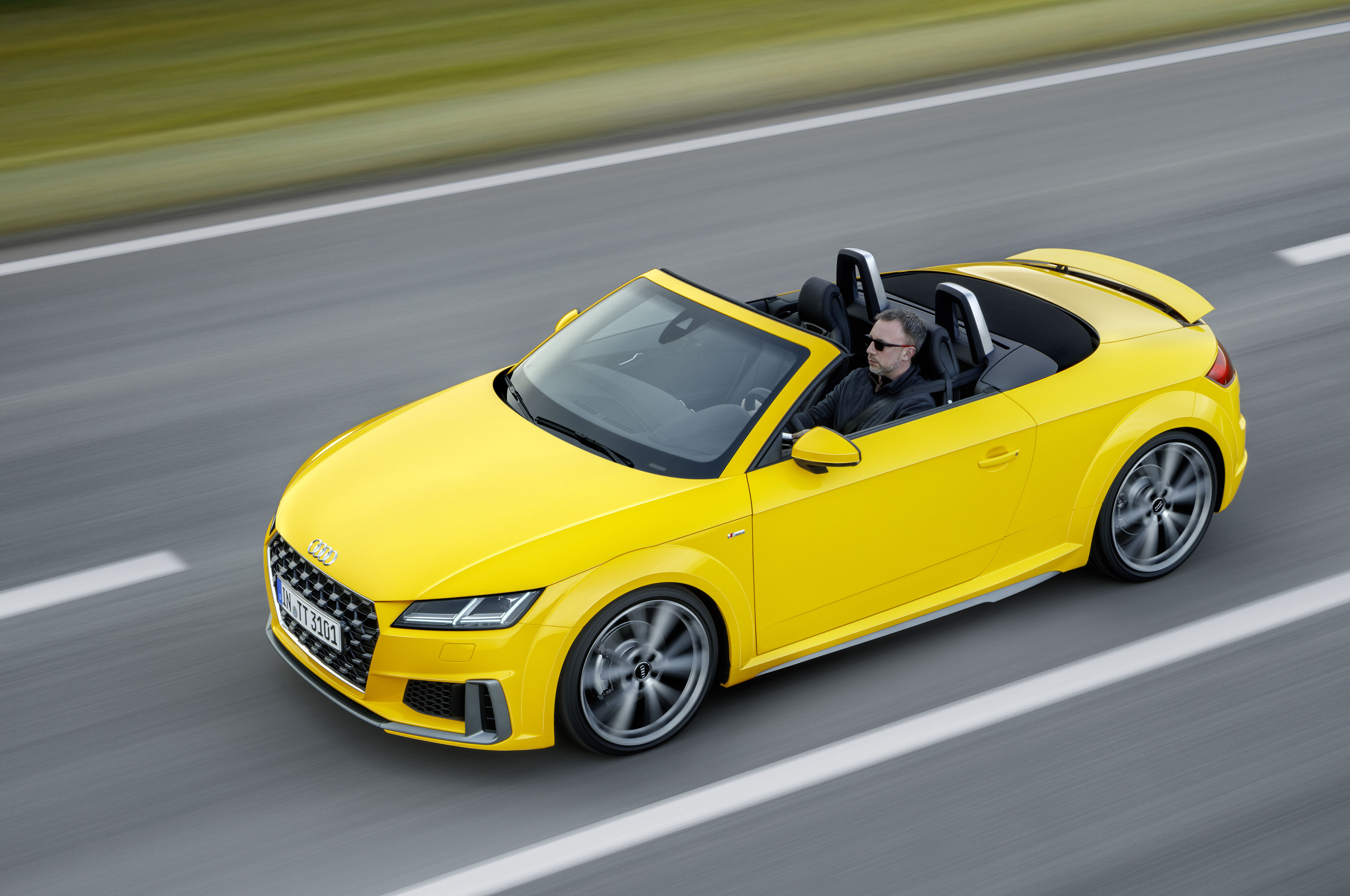 Audi updates TT and TTS, introduces special TT 20 Years edition - Autoblog