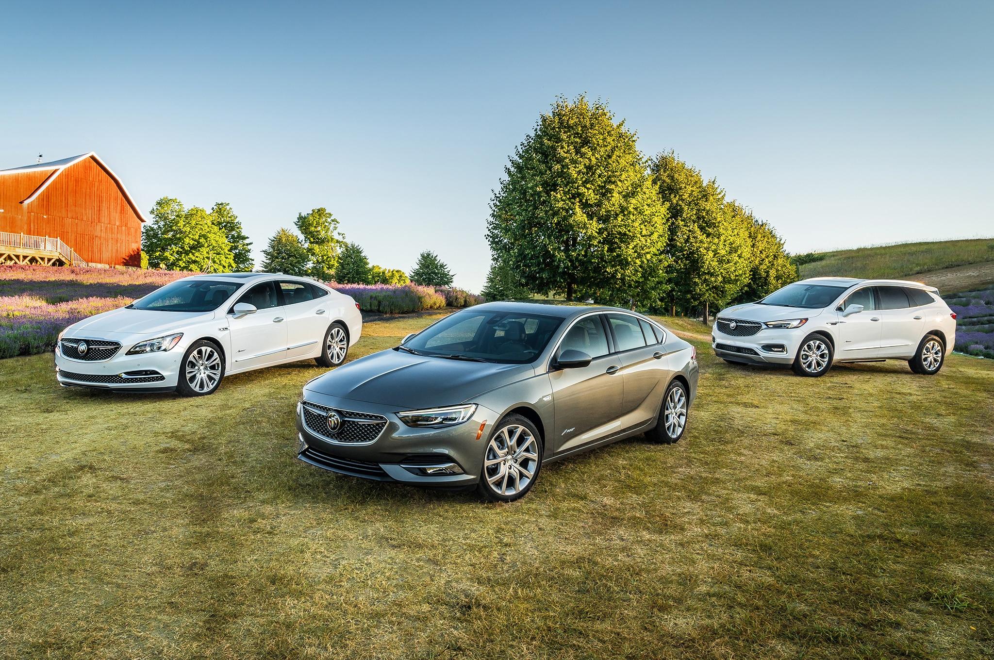 2019 Buick Regal Sportback Gets Fancy Avenir Trim Level Automobile
