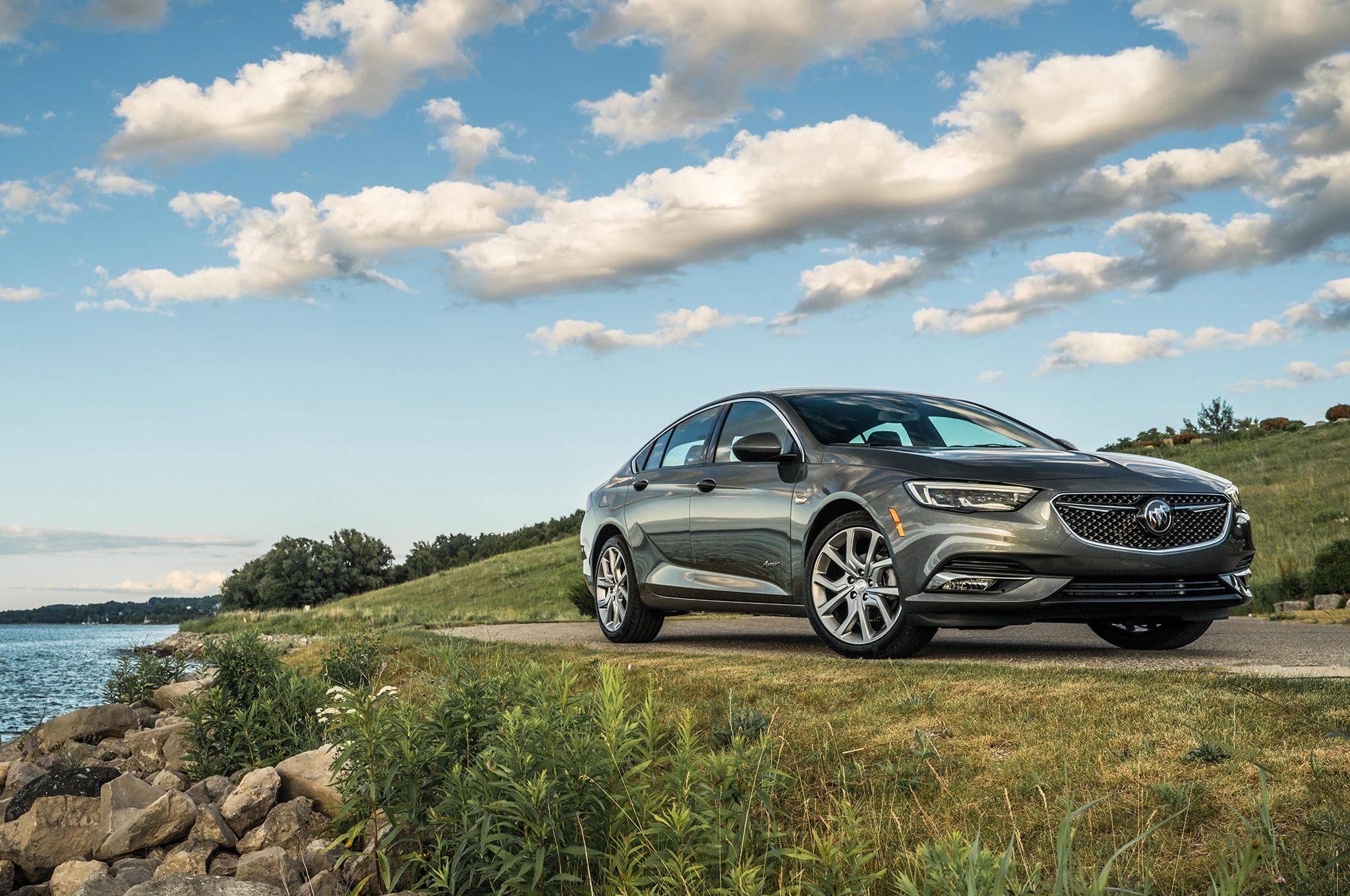 2019 Buick Regal Sportback Gets Fancy Avenir Trim Level ...