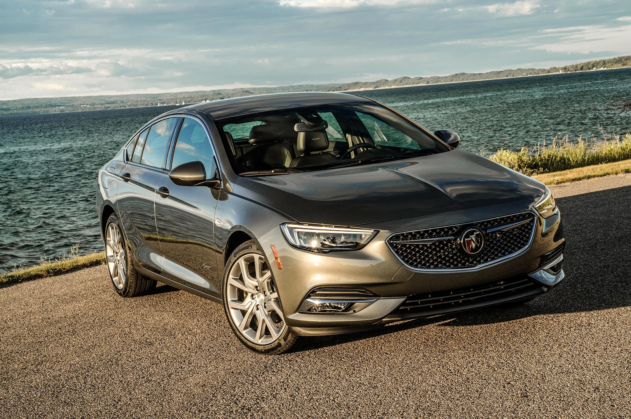 2019 buick regal sportback gets fancy avenir trim level