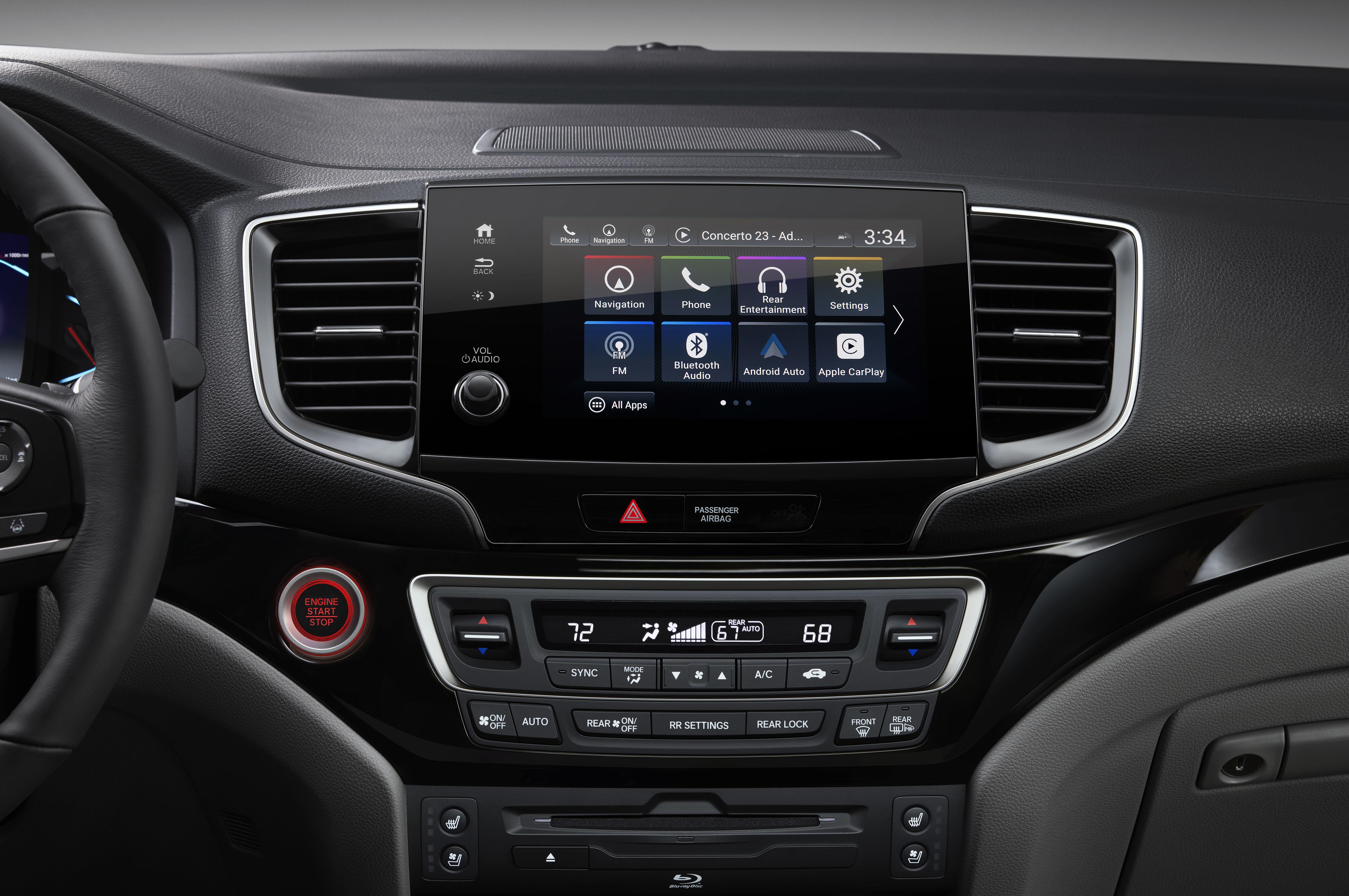 2019 Honda Pilot Priced From 32 445 Automobile Magazine