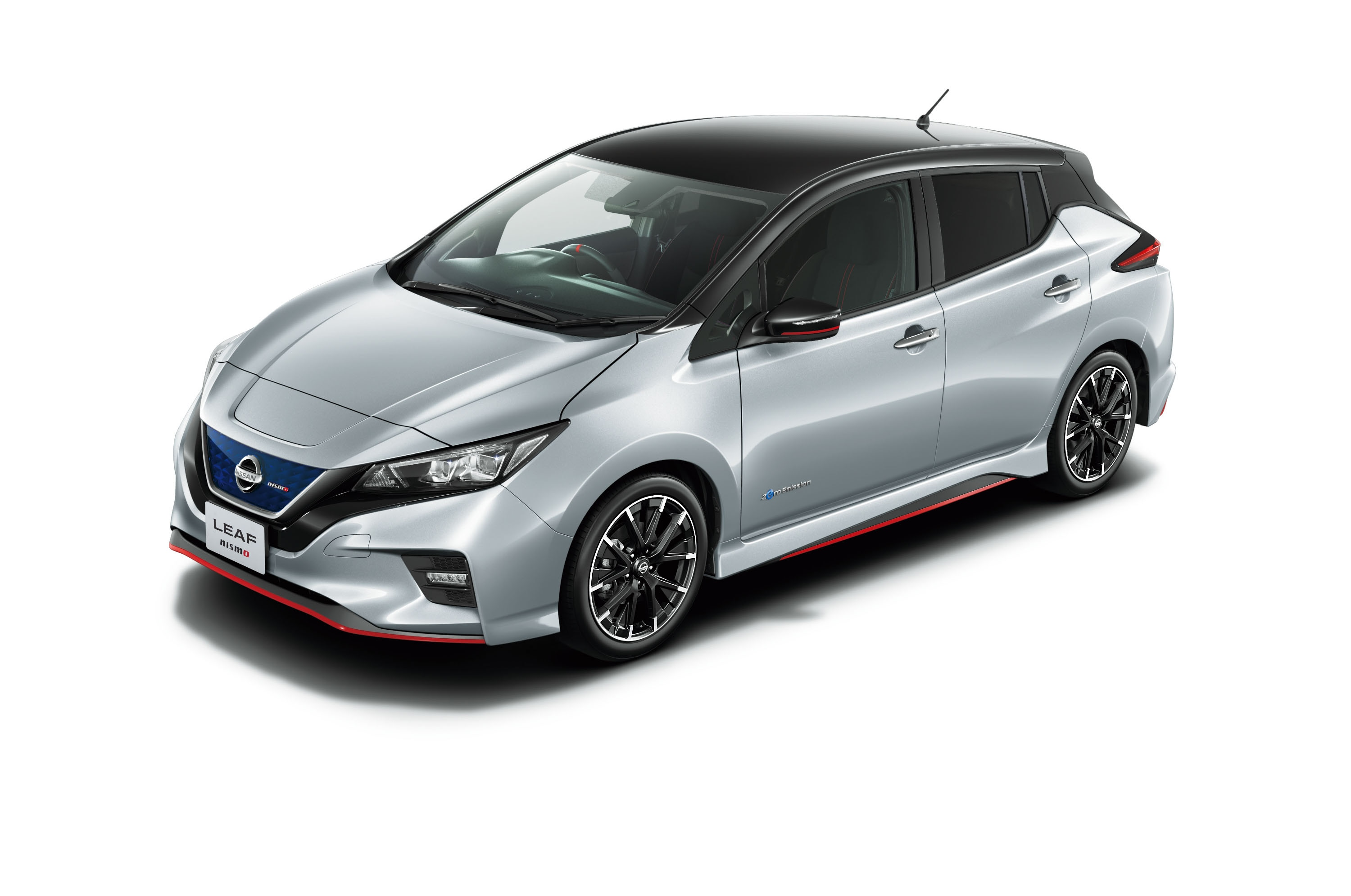 nissan leaf nismo to go on sale in japan