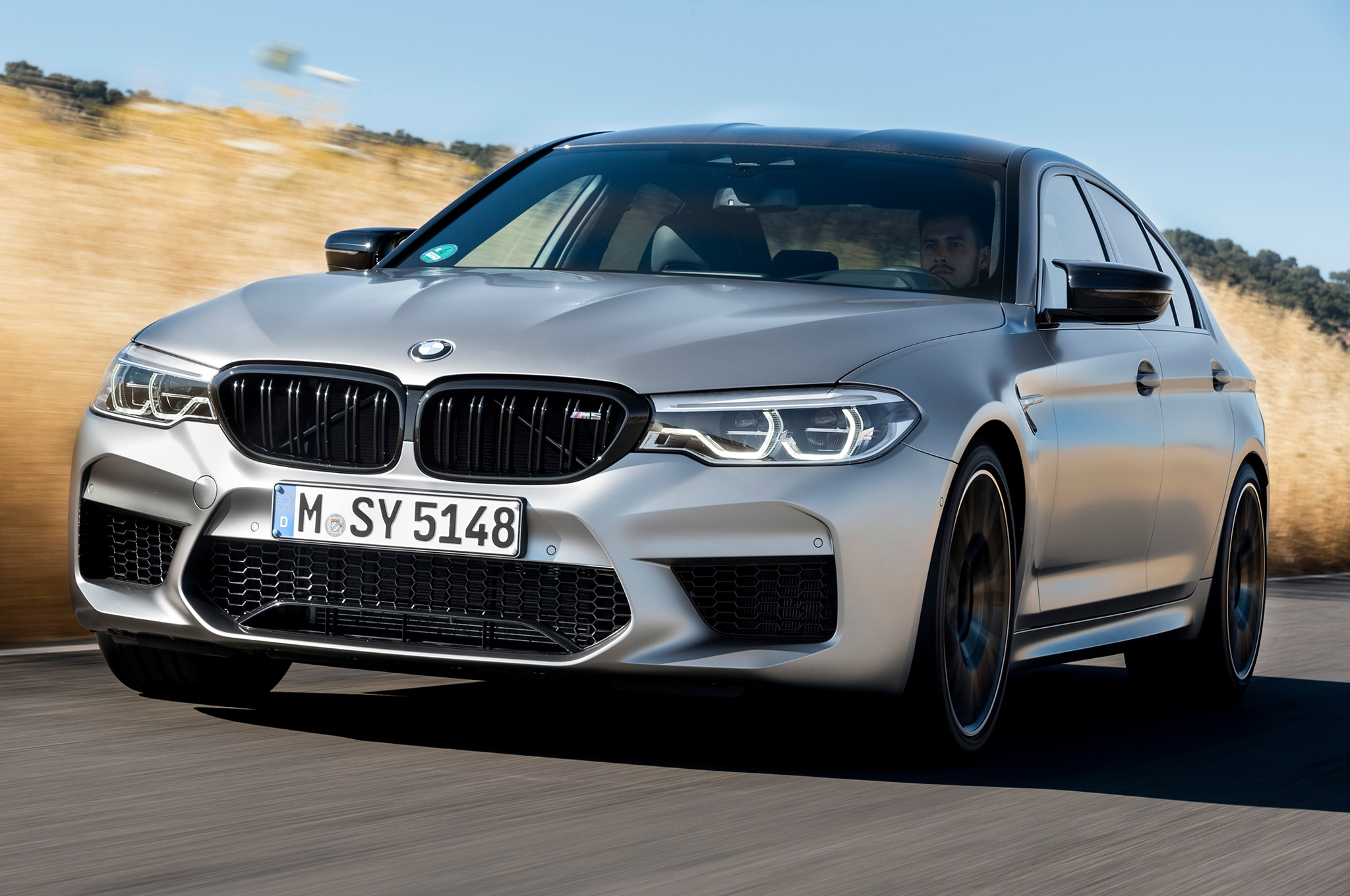 First Look: 2019 BMW M5 Competition   Automobile Magazine