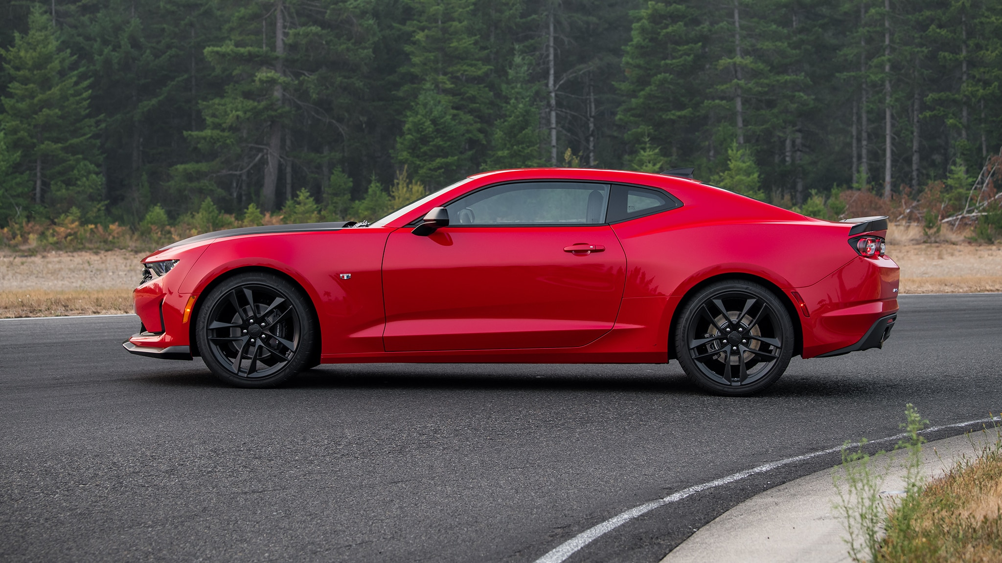 2020 Chevrolet Camaro Offers Cheaper Way To Get A V-8