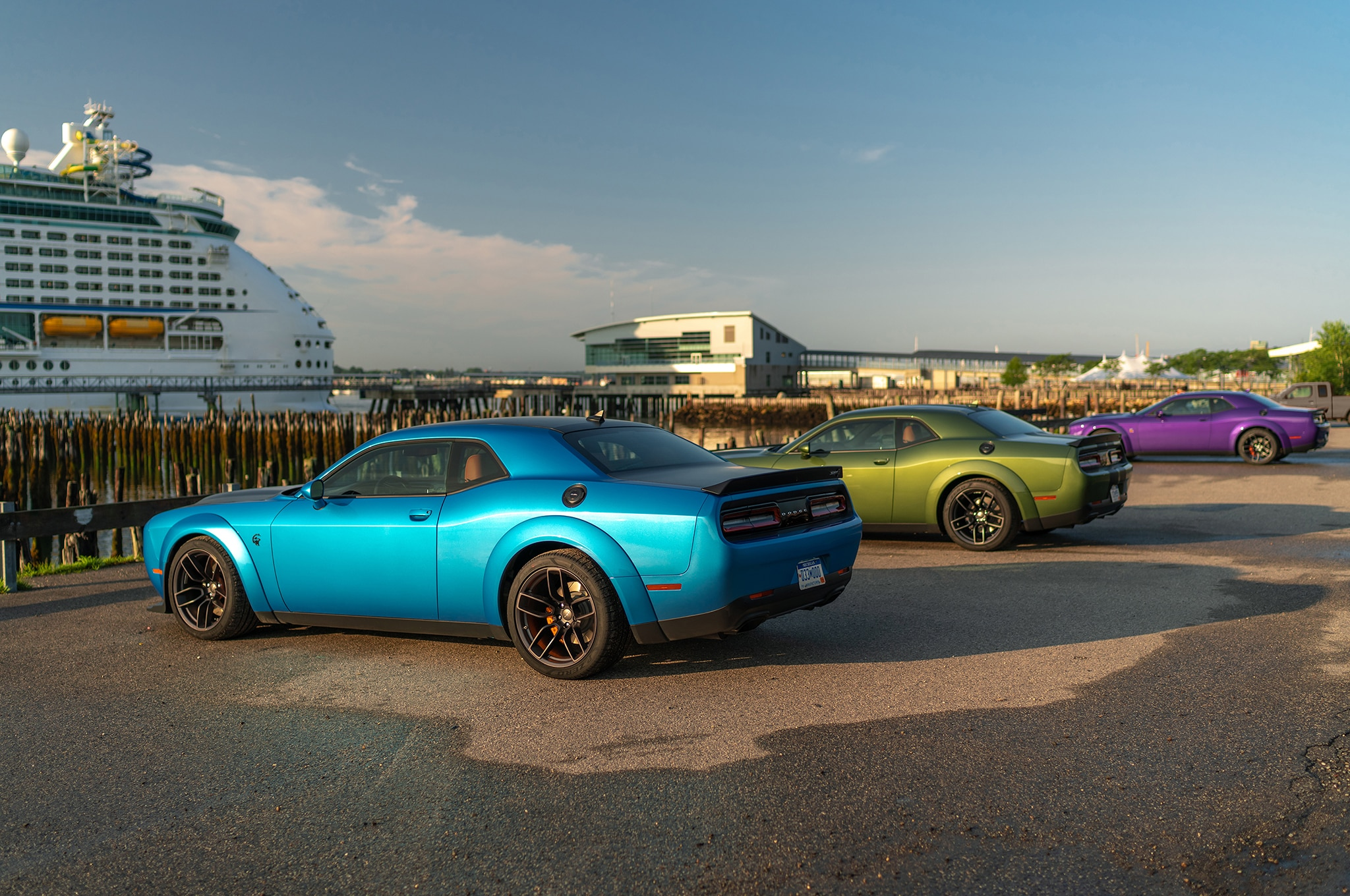 First Drive 2019 Dodge Challenger Srt Hellcat Redeye And R T Scat