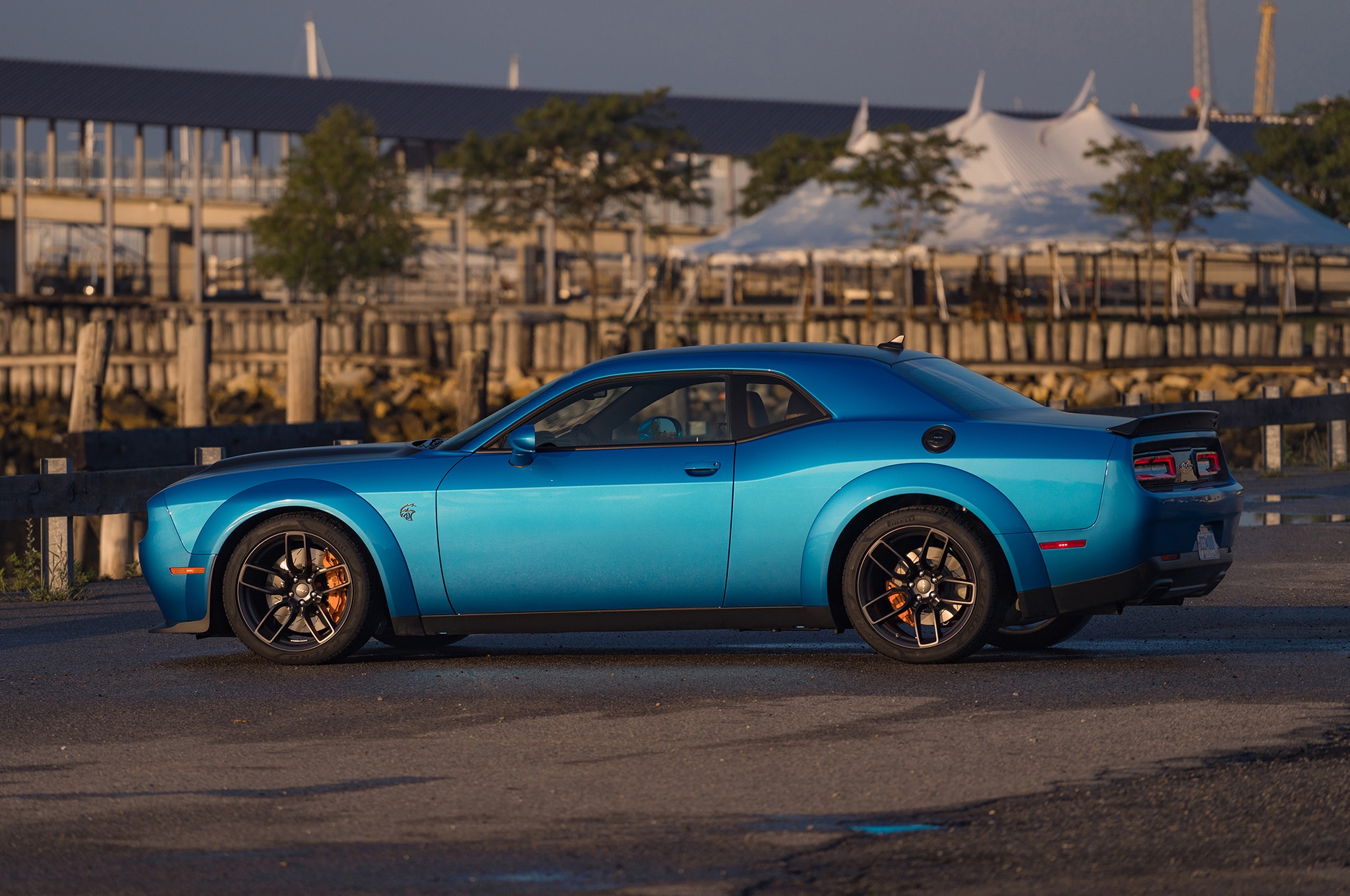 First Drive: 2019 Dodge Challenger SRT Hellcat Redeye And
