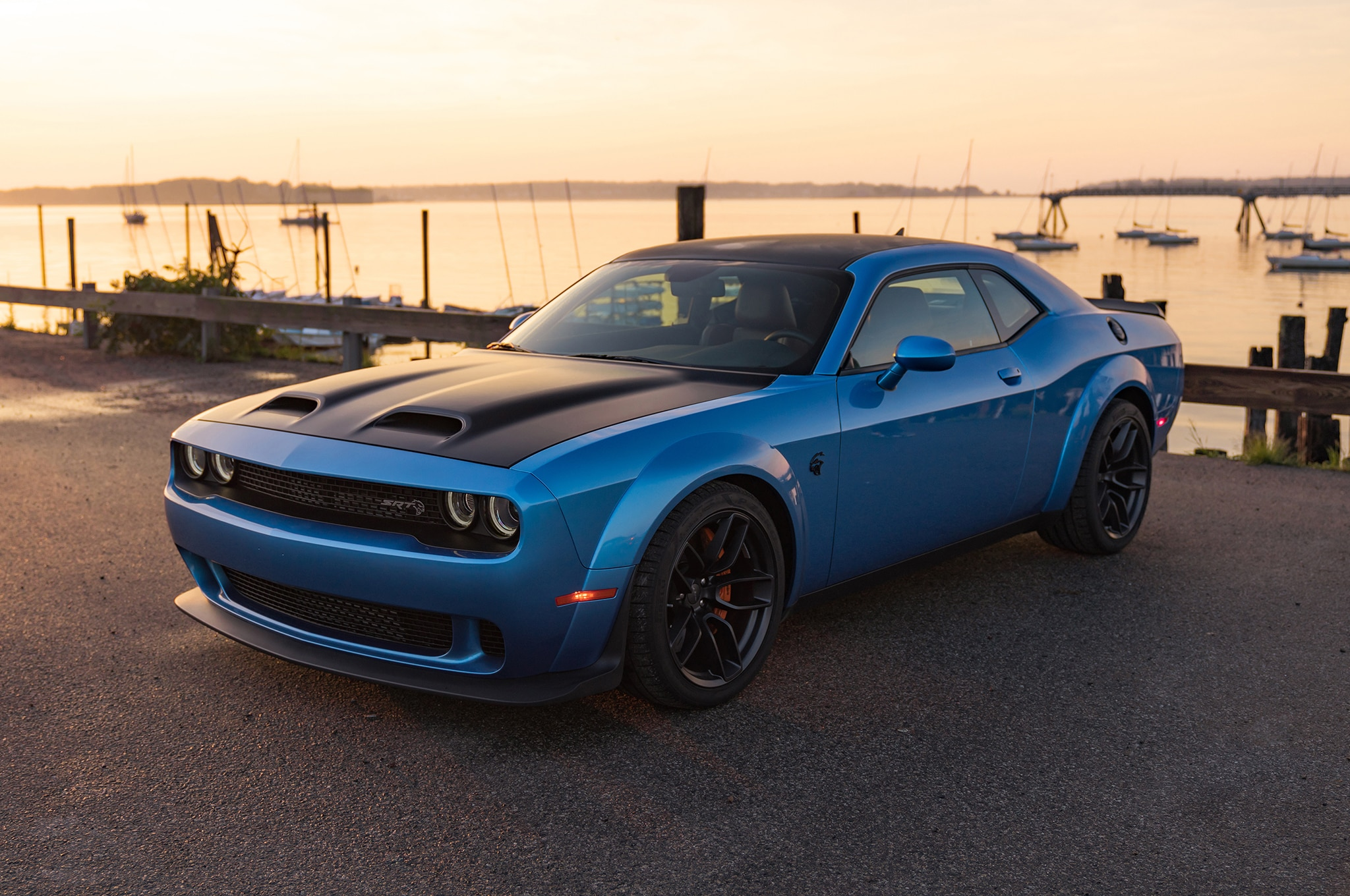 2019 dodge challenger srt hellcat redeye enters production. Black Bedroom Furniture Sets. Home Design Ideas