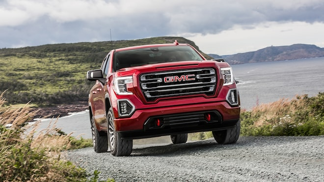 2019 GMC Sierra AT4 19