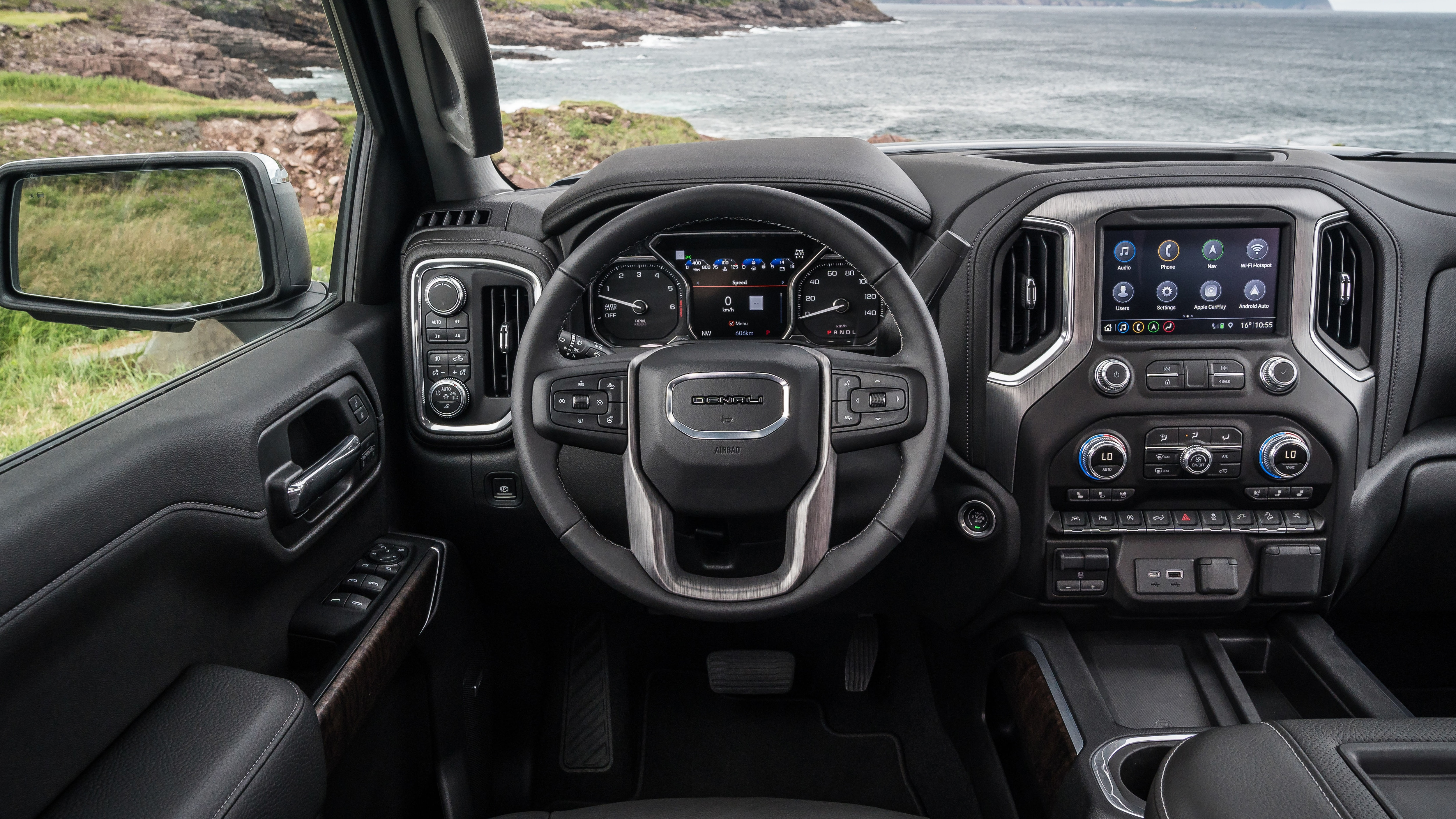 2019 GMC Sierra 1500 Denali First Drive Review ...