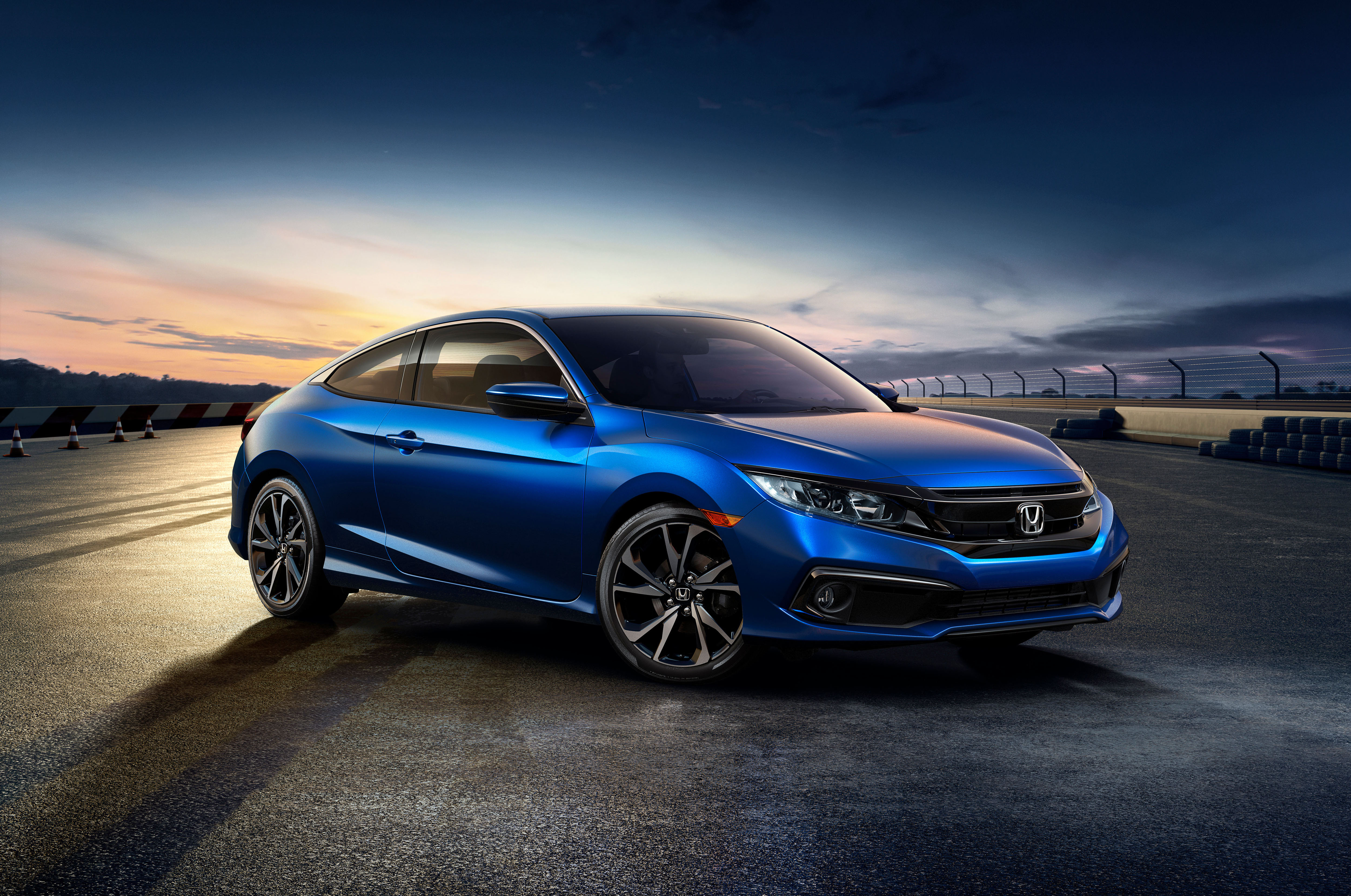 Bound Honda Civic facelift revealed