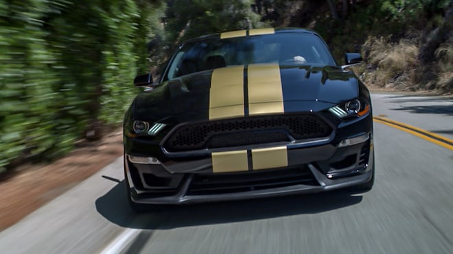 2019 Shelby GT Mustang 2