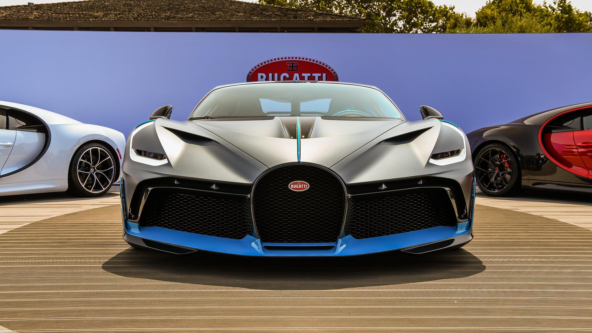 Bugatti Divo At Pebble Beach 2018 13