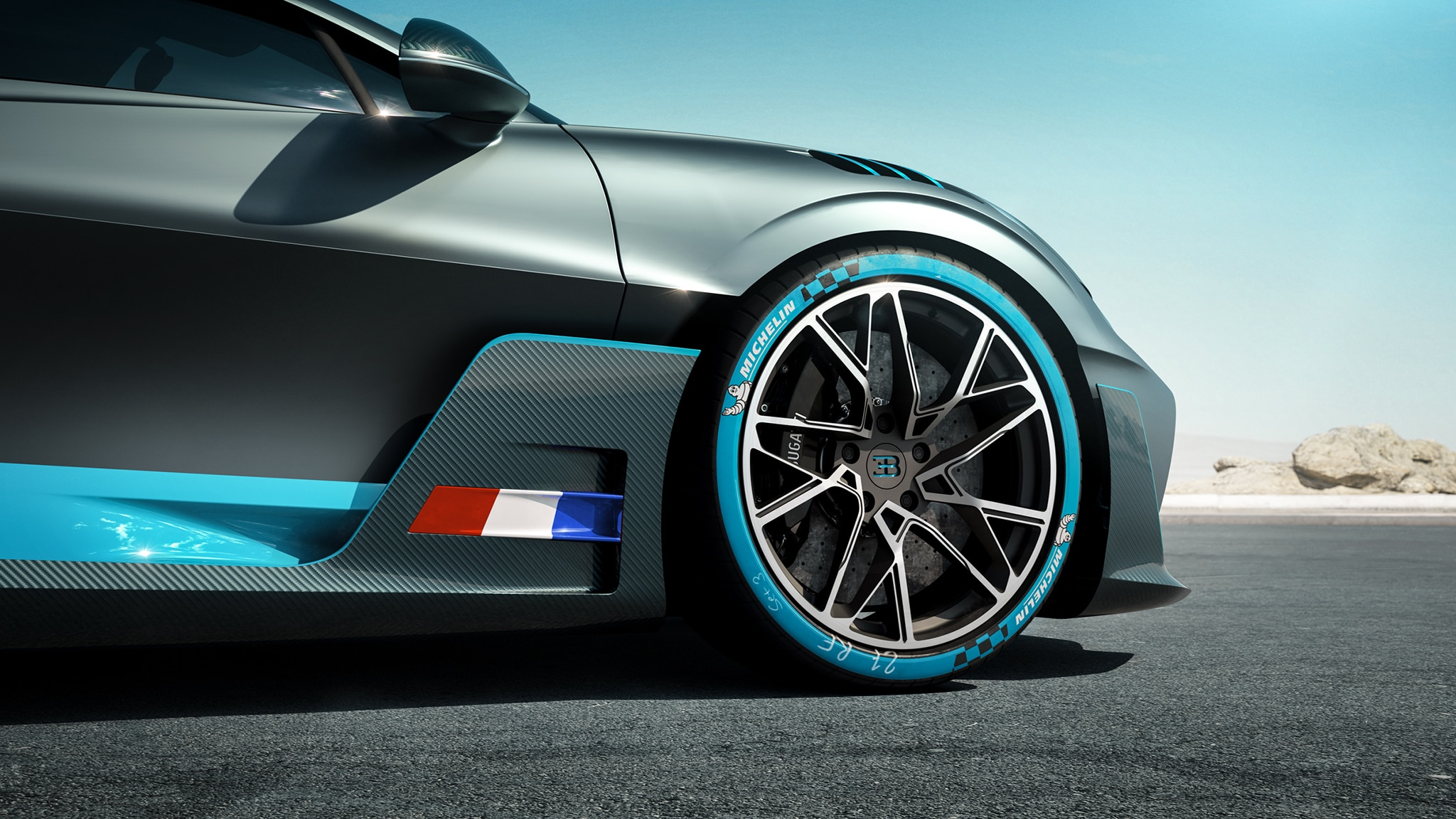 Bugatti Divo Is Designed To Whip It Around A Race Track Automobile