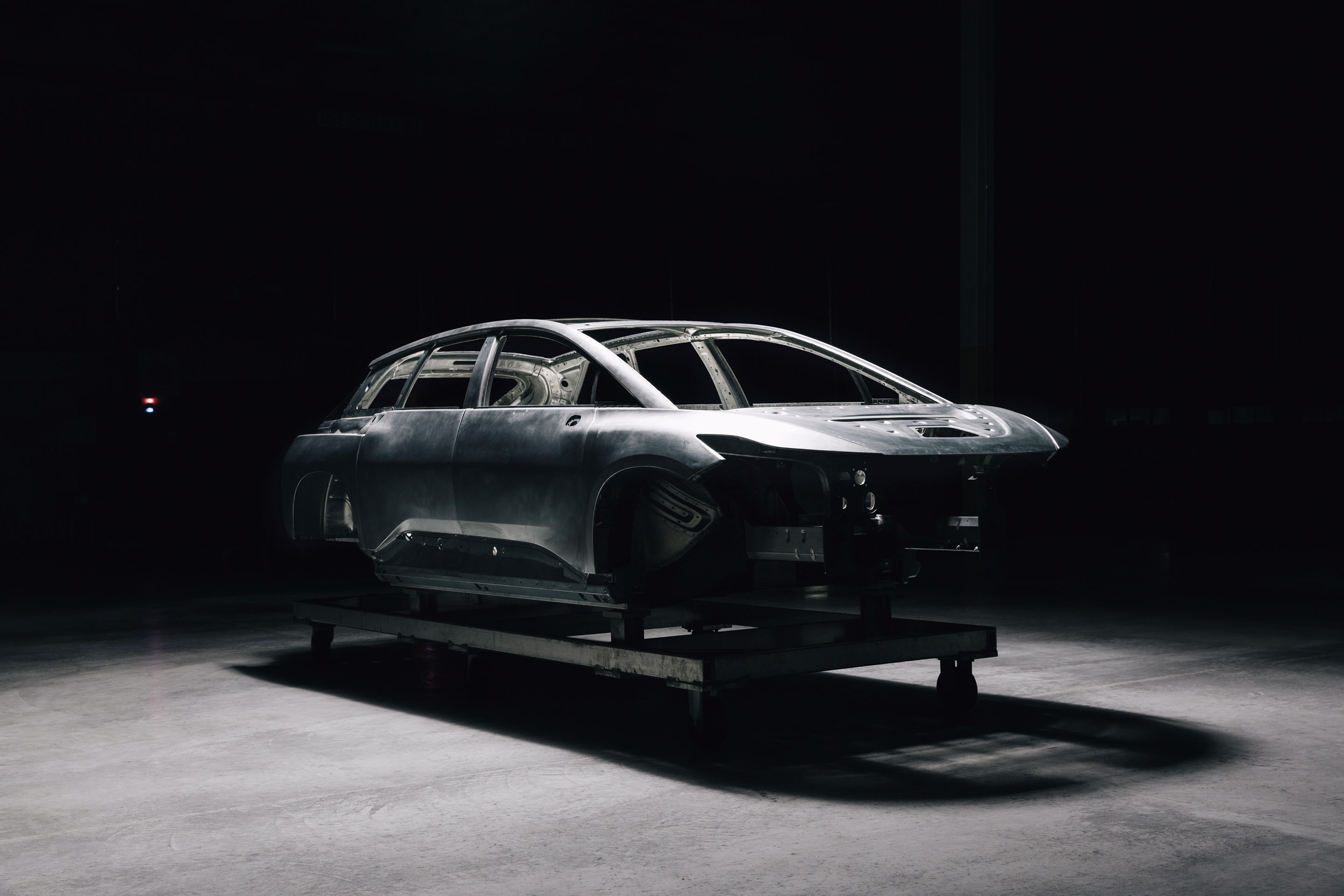 Faraday Future FF 91 Body In White 3