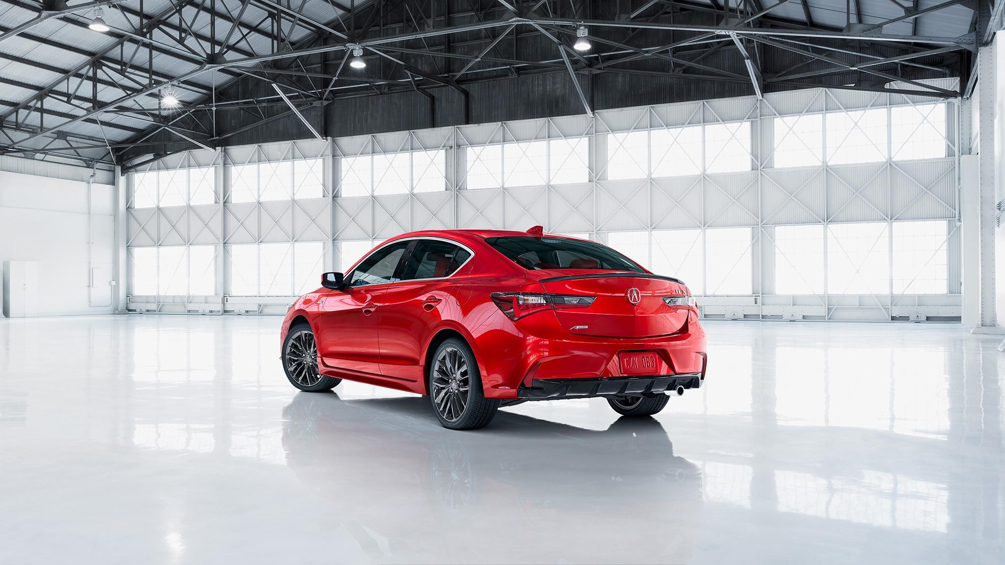 Refreshed 2019 Acura ILX Sports a Meaner Mug | Automobile ...
