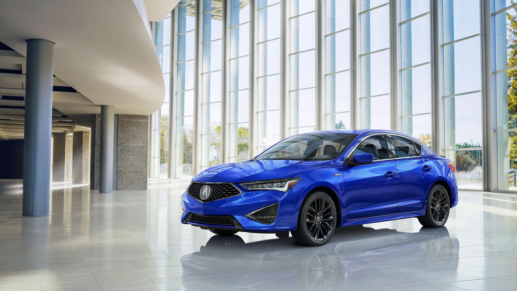Refreshed 2019 Acura ILX Sports a Meaner Mug | Automobile ...